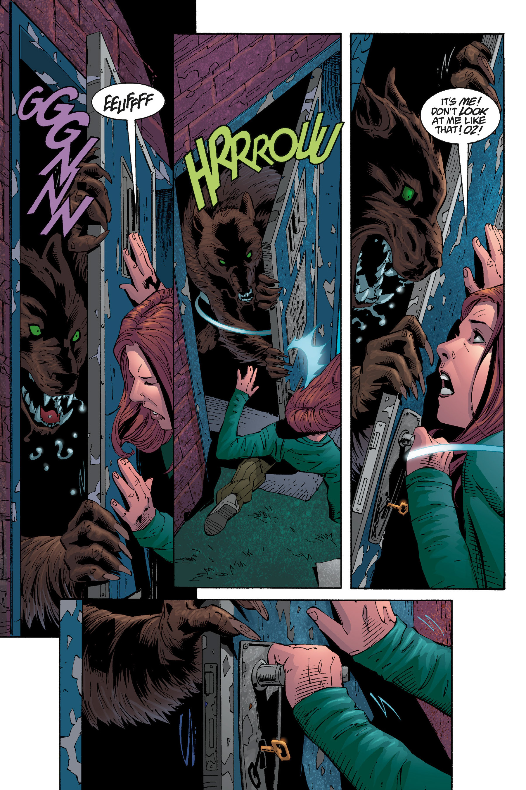 Read online Buffy the Vampire Slayer: Omnibus comic -  Issue # TPB 5 - 60