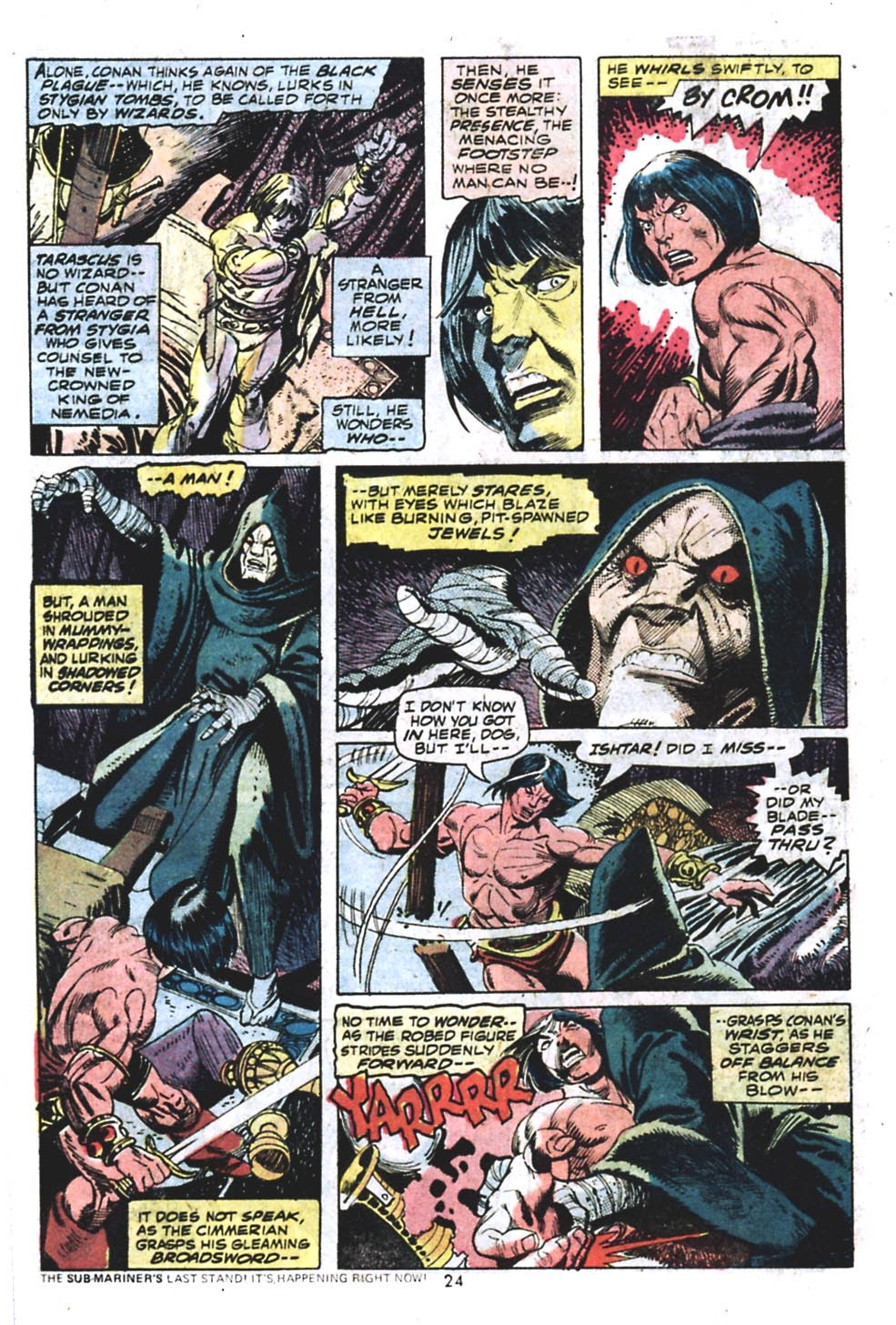 Giant-Size Conan issue 1 - Page 20