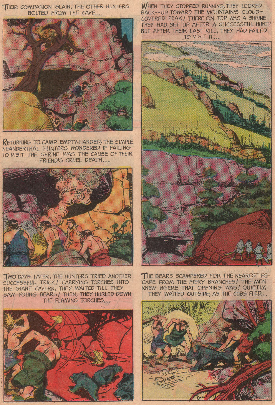 Read online Turok, Son of Stone comic -  Issue #53 - 22