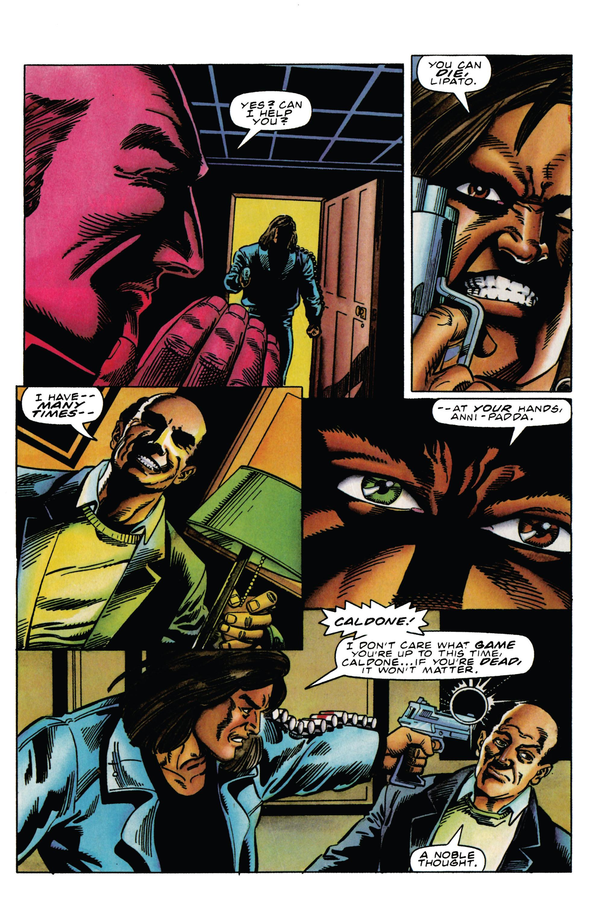 Read online Eternal Warrior (1992) comic -  Issue #29 - 18