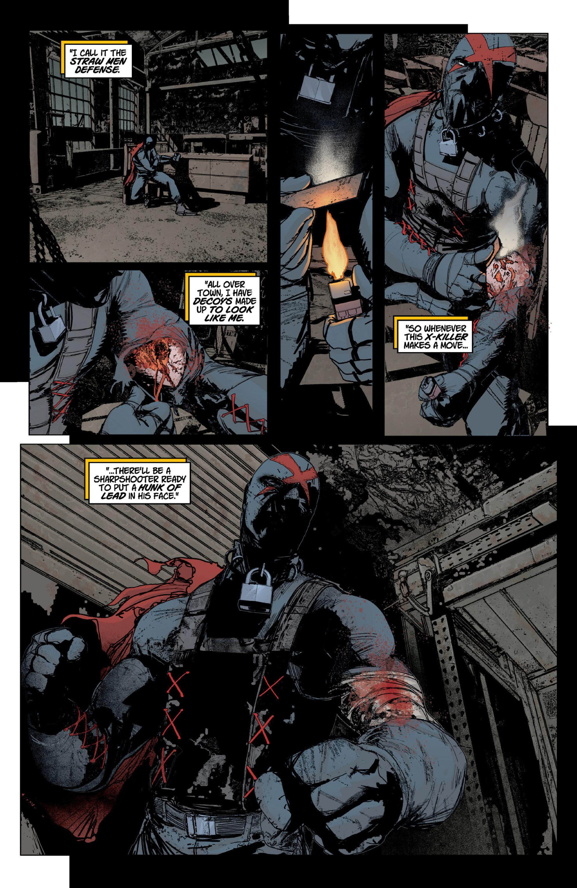 Read online X: Big Bad comic -  Issue # Full - 13
