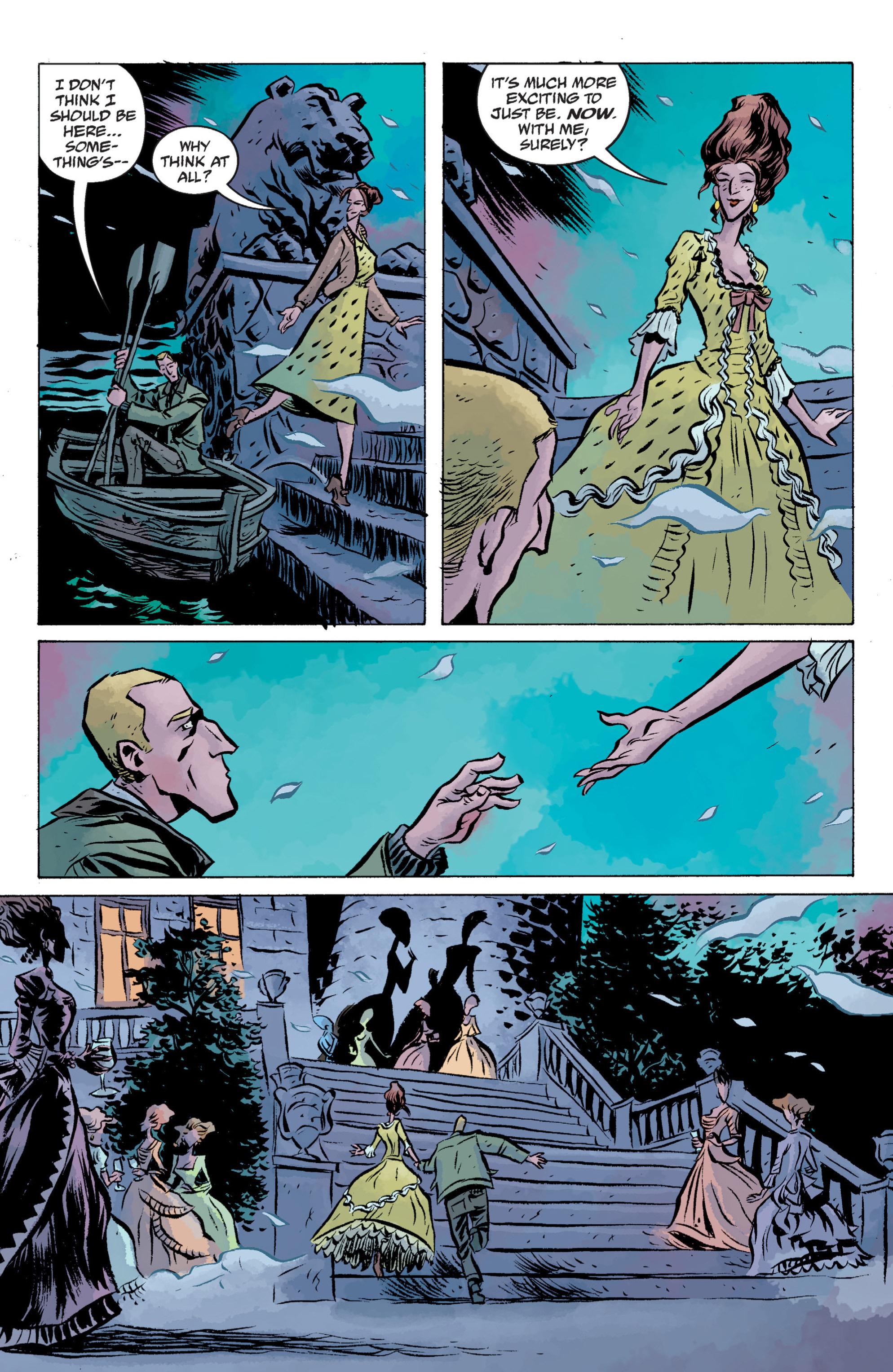 Read online B.P.R.D. (2003) comic -  Issue # TPB 13 - 36