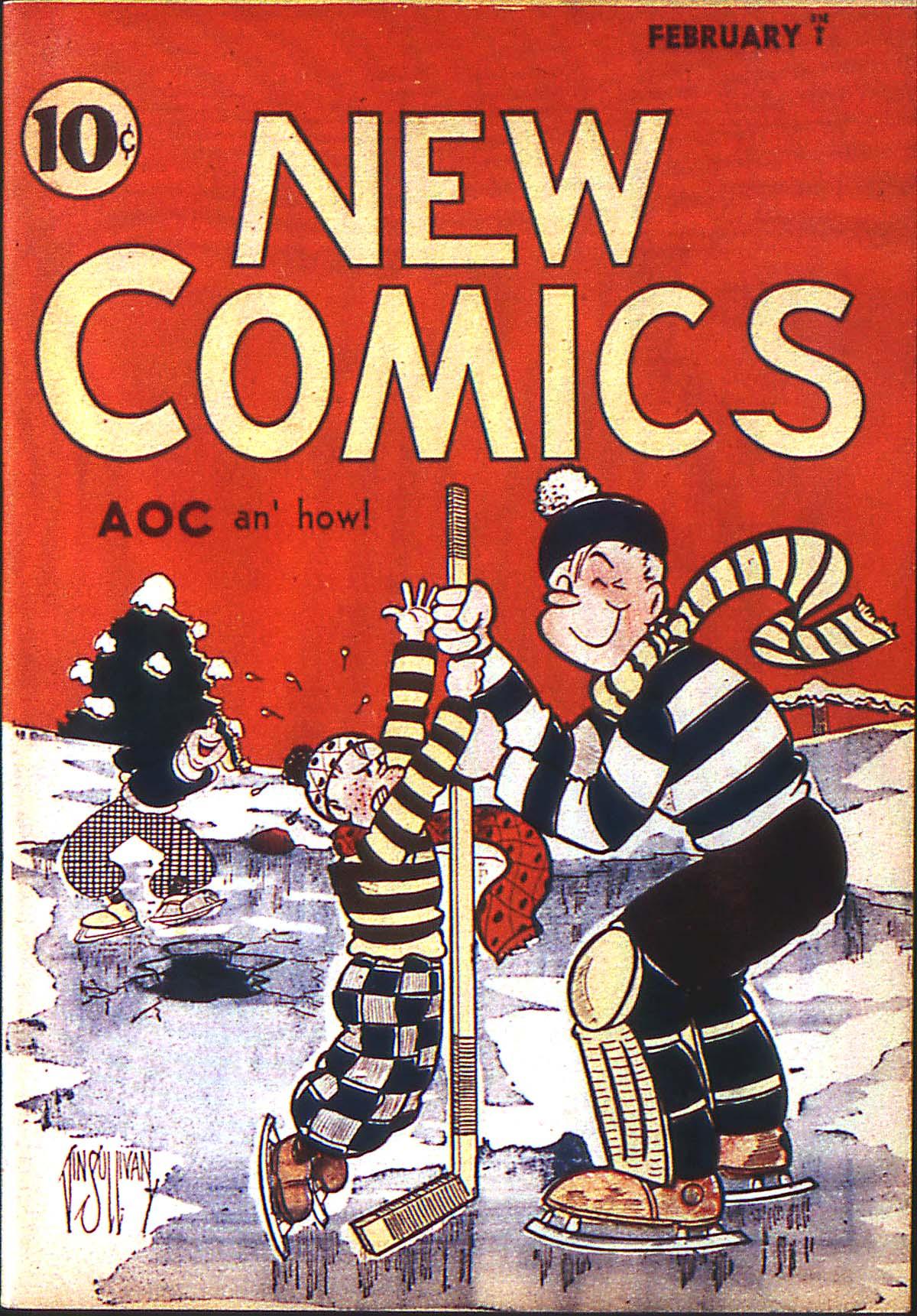Read online Adventure Comics (1938) comic -  Issue #3 - 1