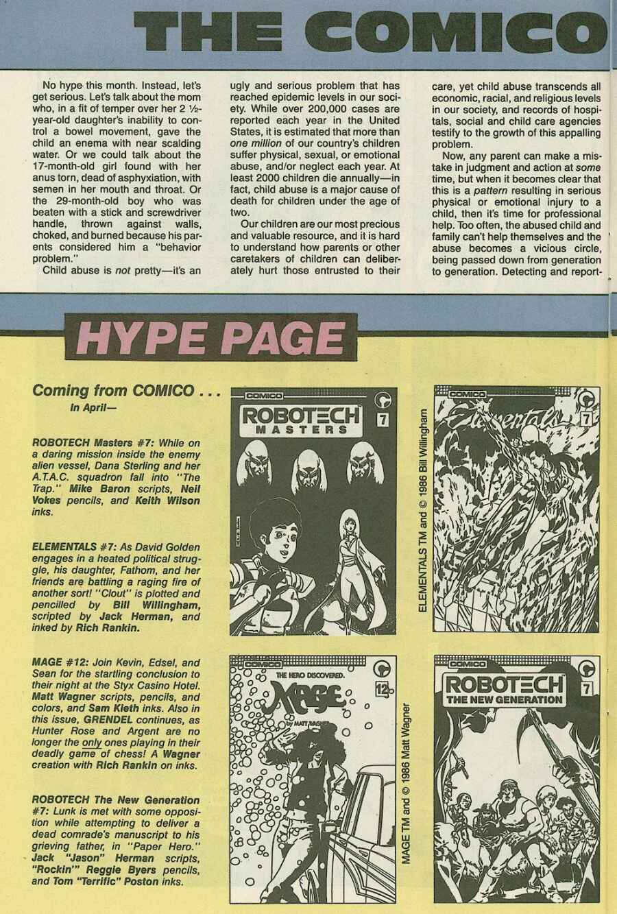 Elementals (1984) issue Special 1 - Page 32
