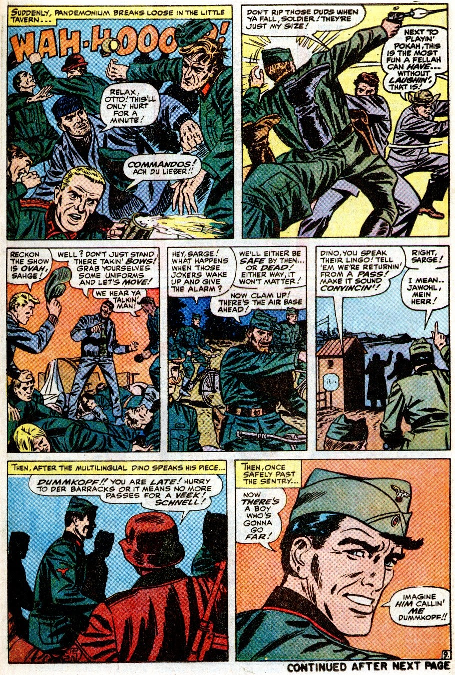 Sgt. Fury issue _Special_6 - Page 47