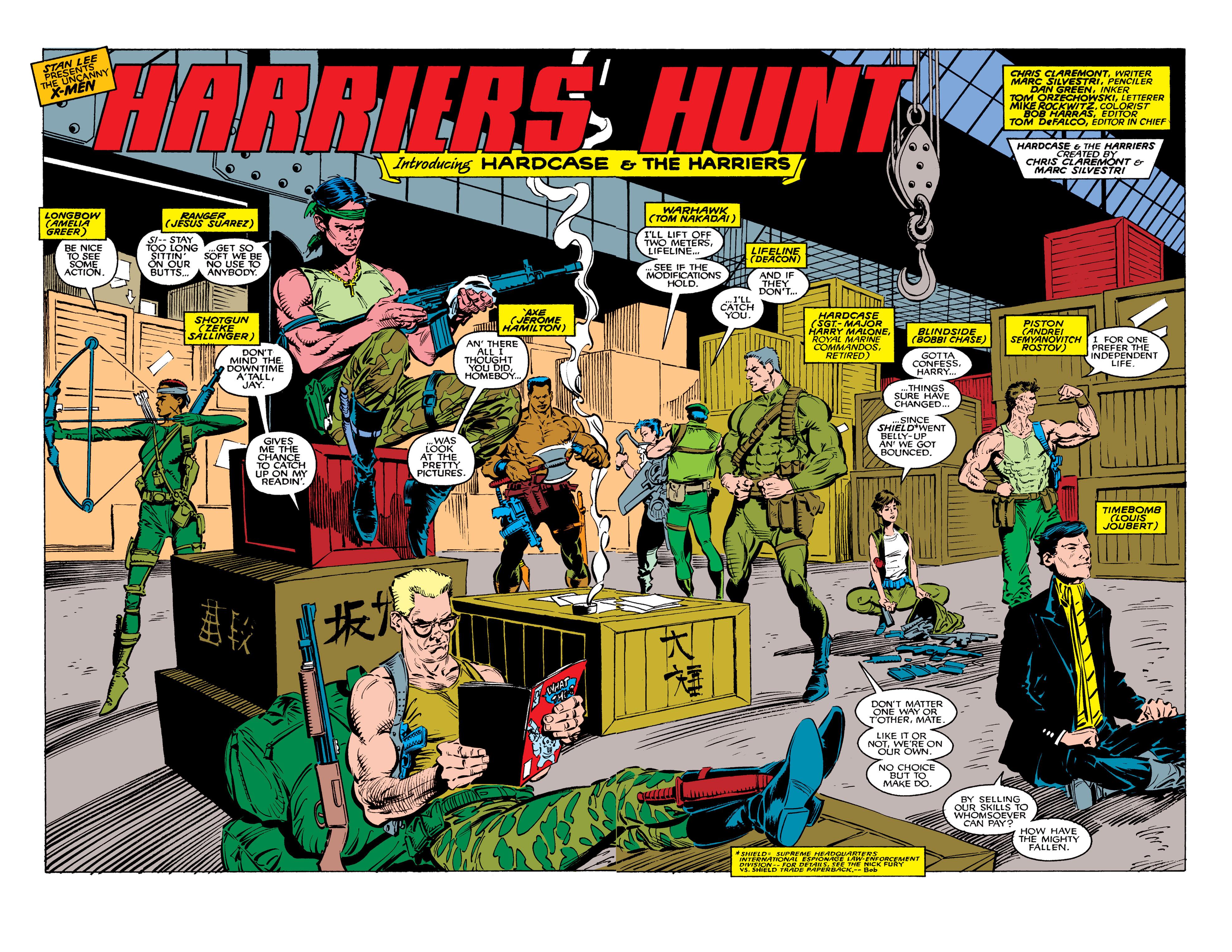 Read online Uncanny X-Men (1963) comic -  Issue #261 - 3