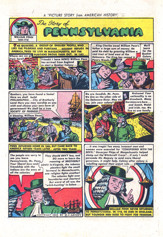 Read online Sensation (Mystery) Comics comic -  Issue #43 - 21