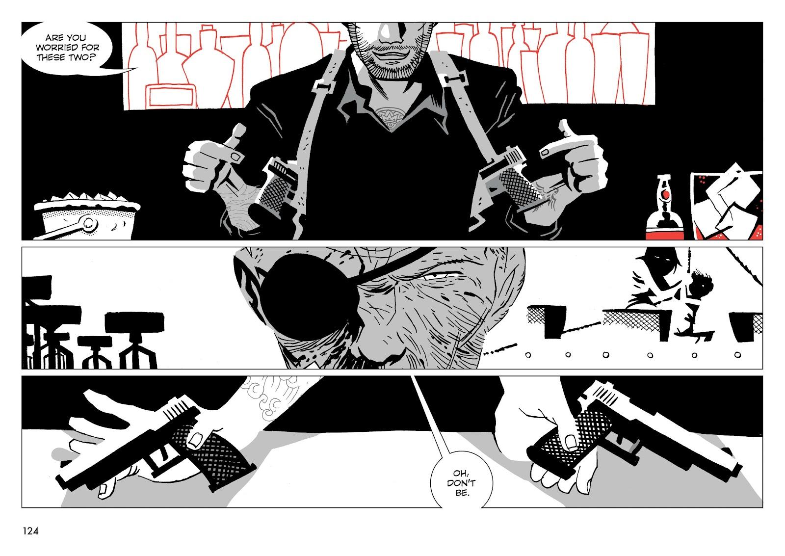 Read online Polar comic -  Issue # TPB The Kaiser Falls (Part 2) - 26