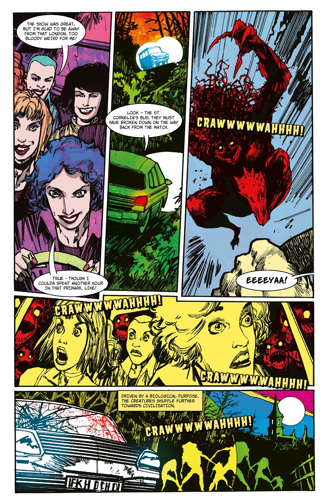 Read online 2000 AD Villains Special comic -  Issue # Full - 33