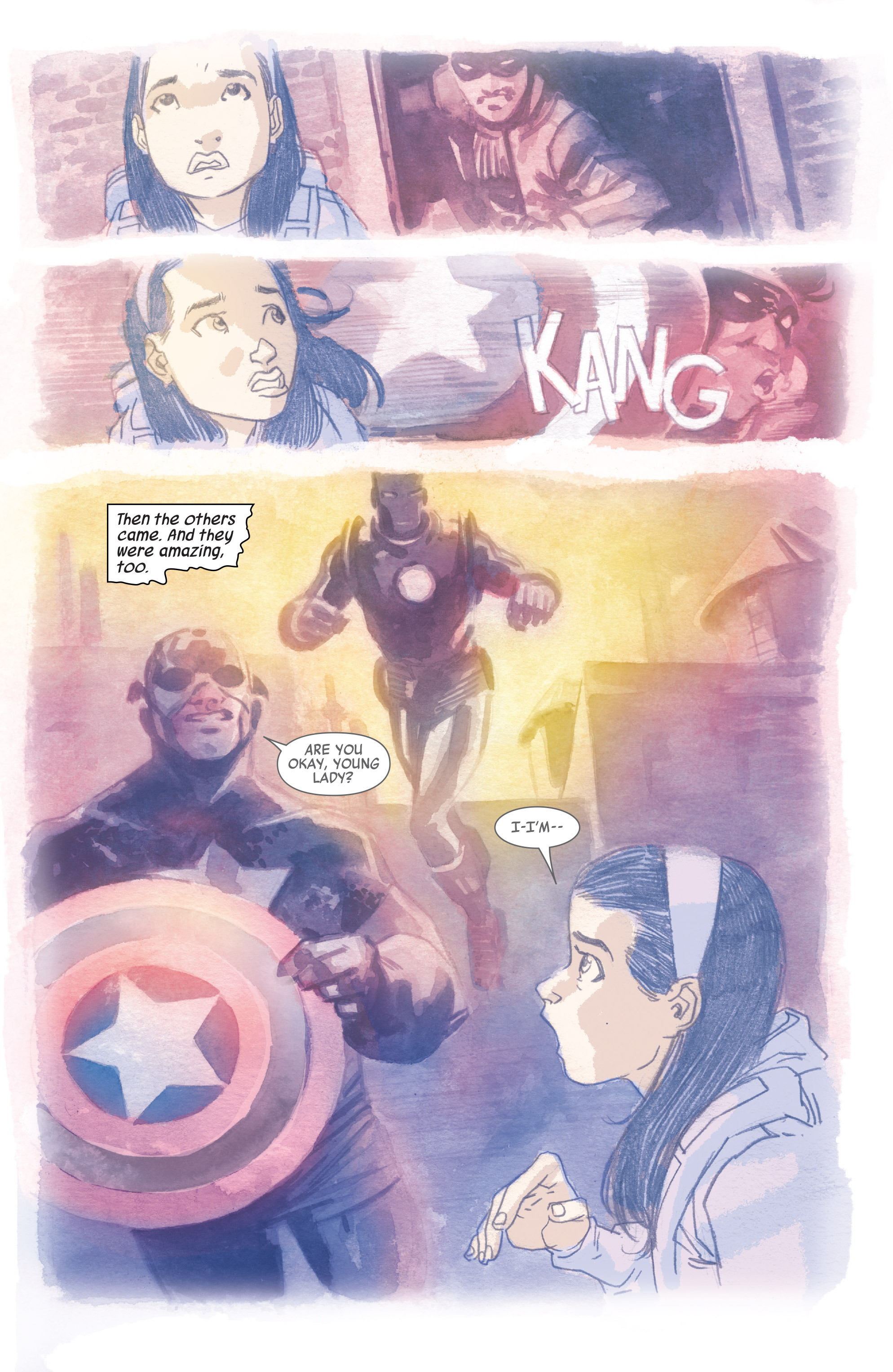 Read online All-New Hawkeye (2016) comic -  Issue #6 - 9