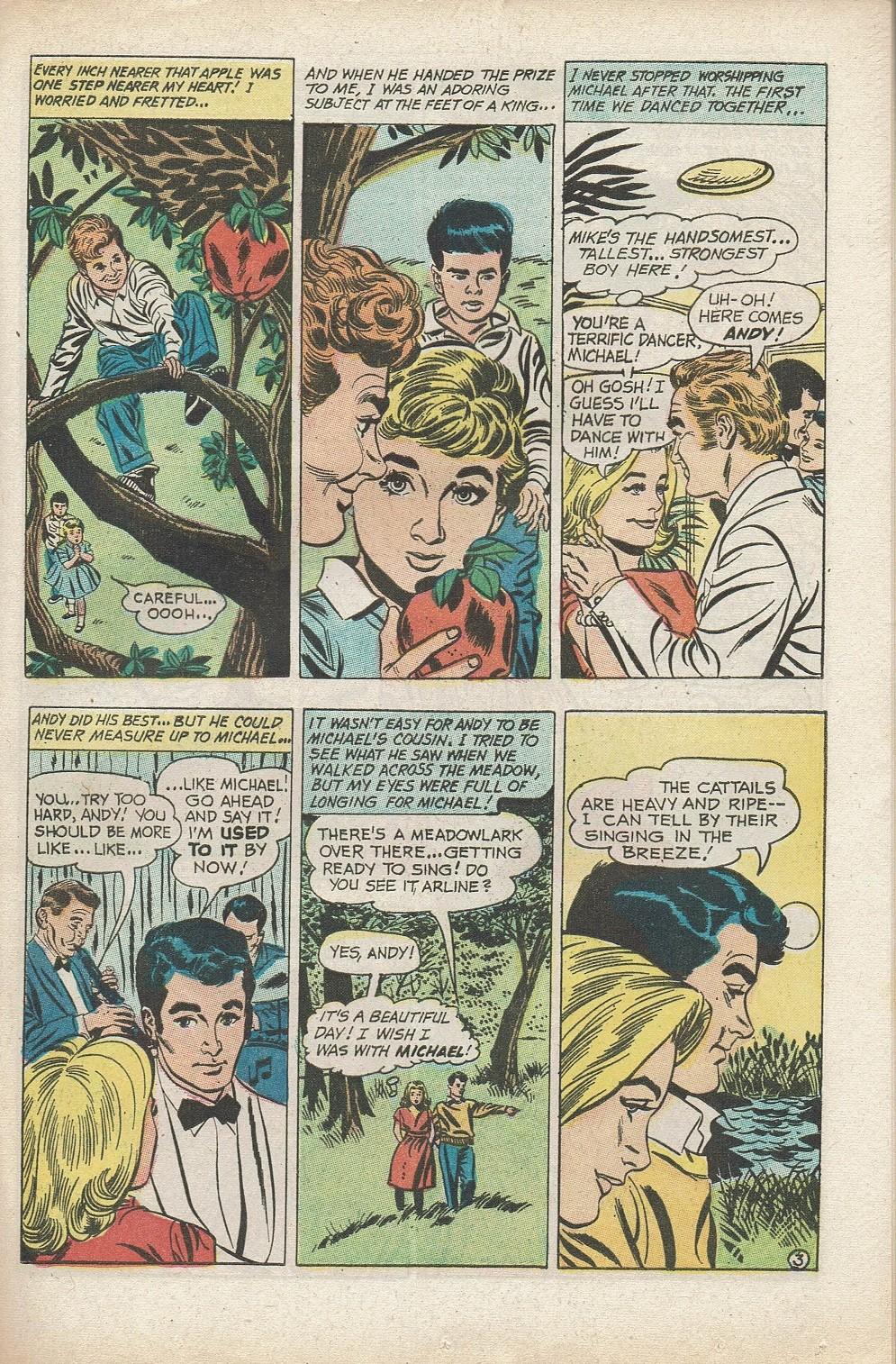 Read online Secret Hearts comic -  Issue #153 - 25