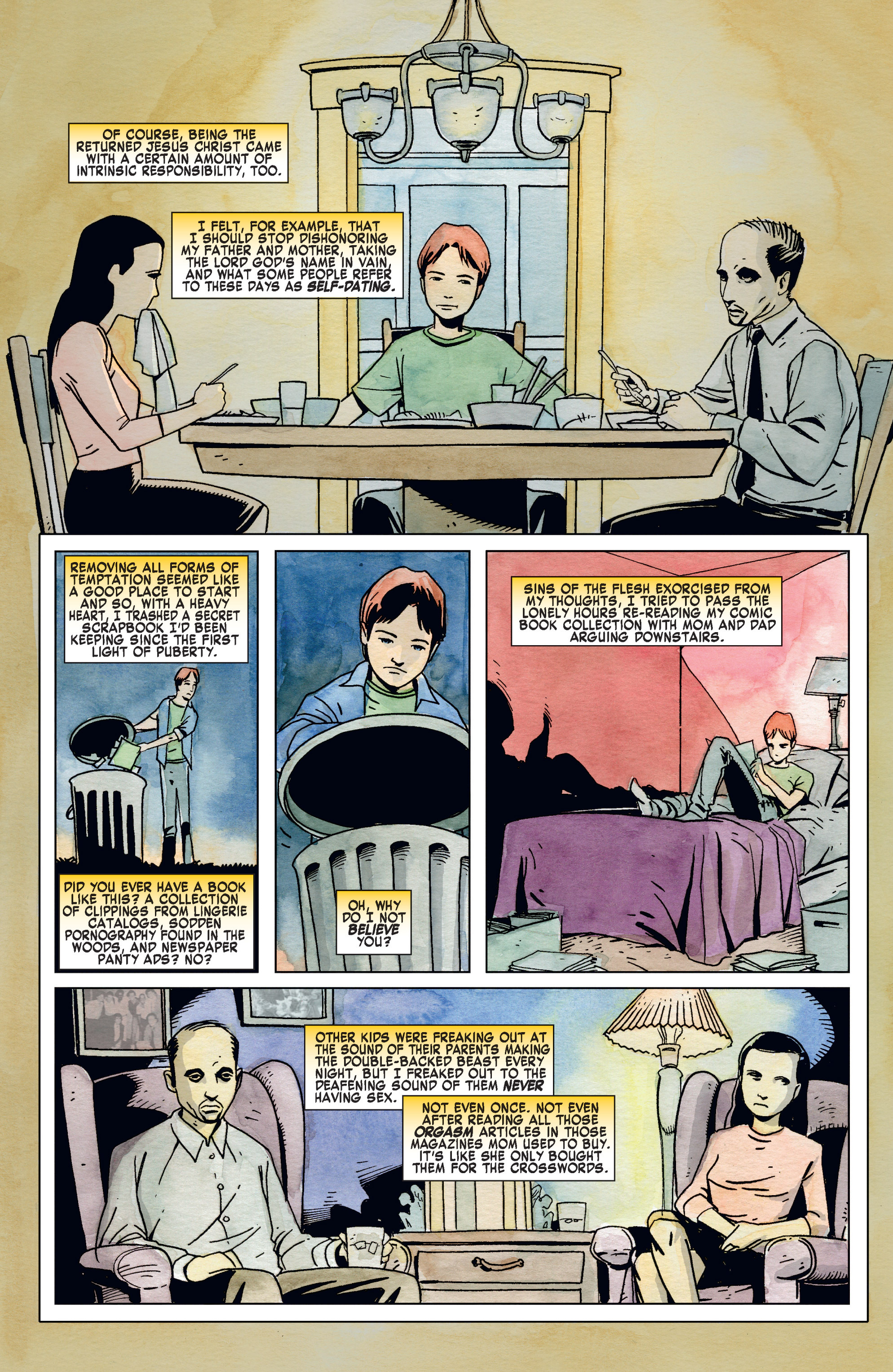 Read online American Jesus comic -  Issue # TPB - 42