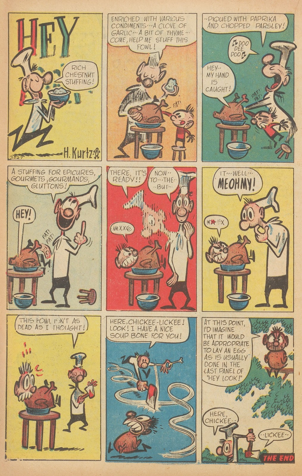 Read online Nellie The Nurse (1945) comic -  Issue #15 - 24