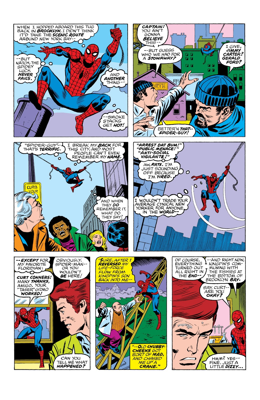 Read online Marvel Masterworks: The Spectacular Spider-Man comic -  Issue # TPB (Part 1) - 28