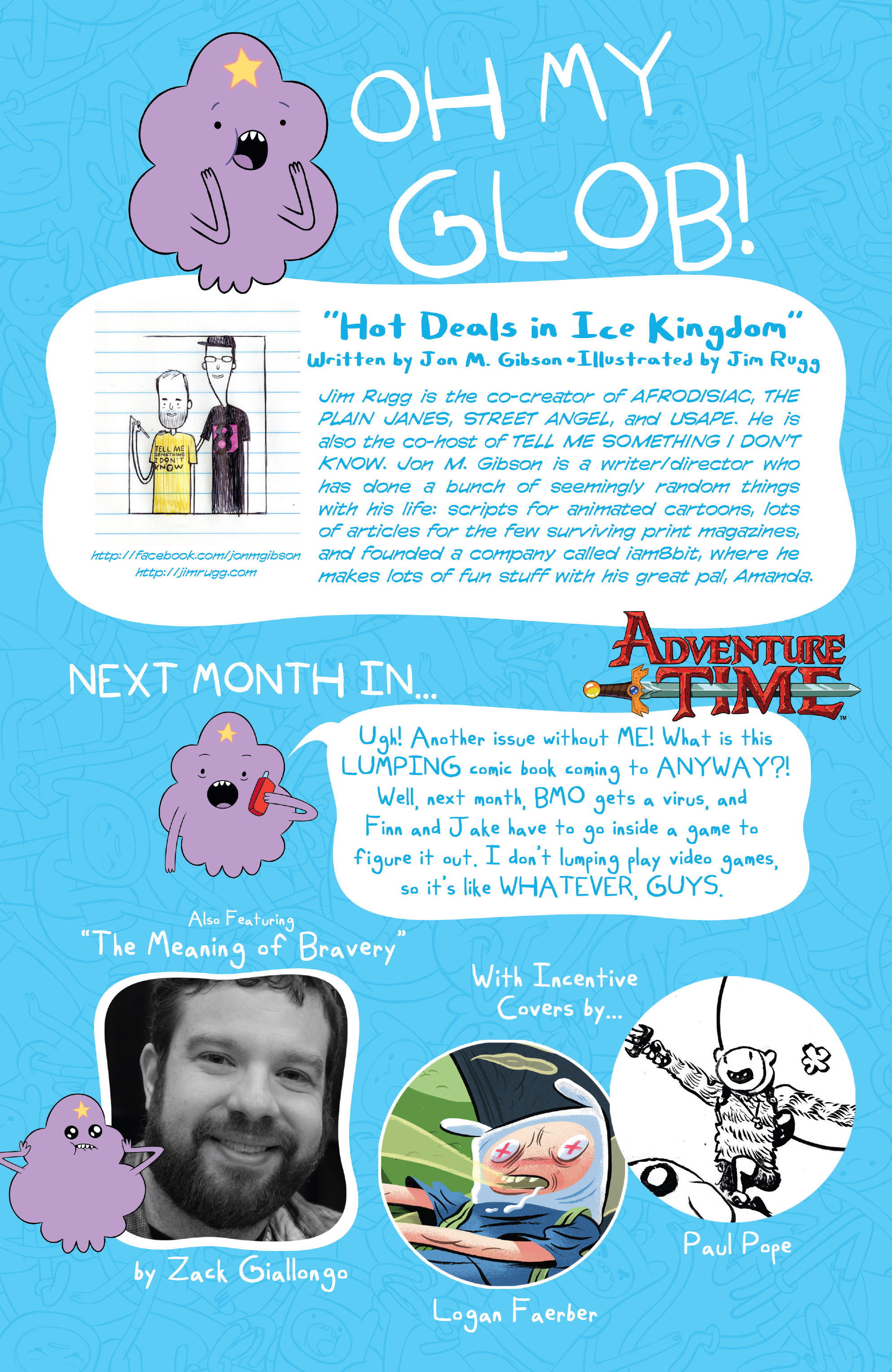 Adventure Time 10 Page 25