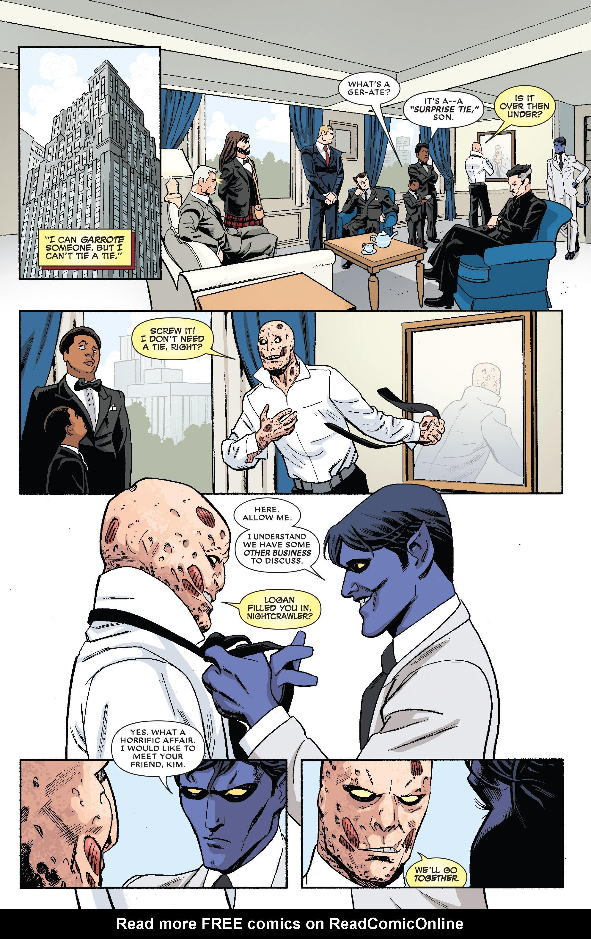 Read online True Believers: The Wedding of Deadpool comic -  Issue # Full - 12