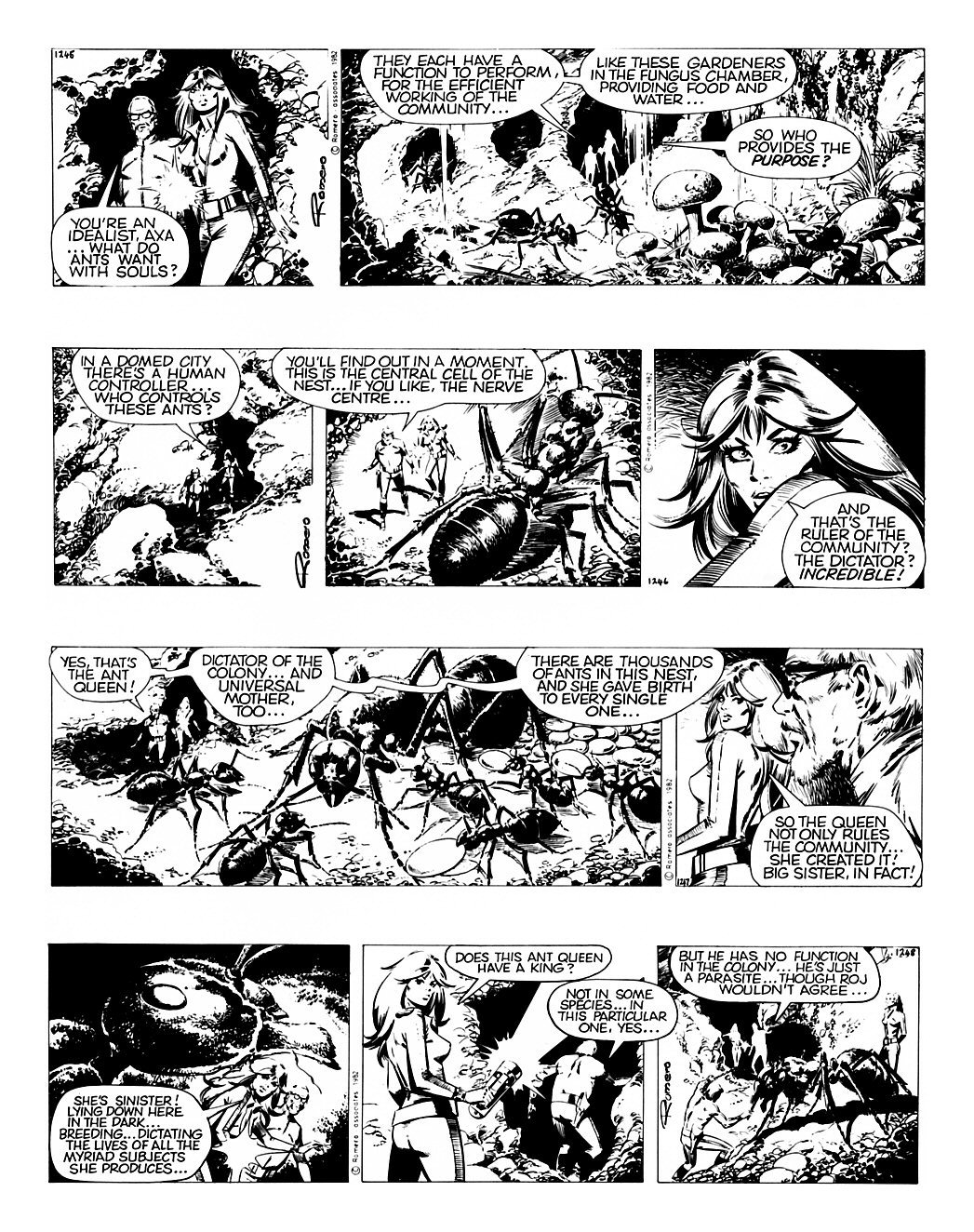 Axa issue 6 - Page 16