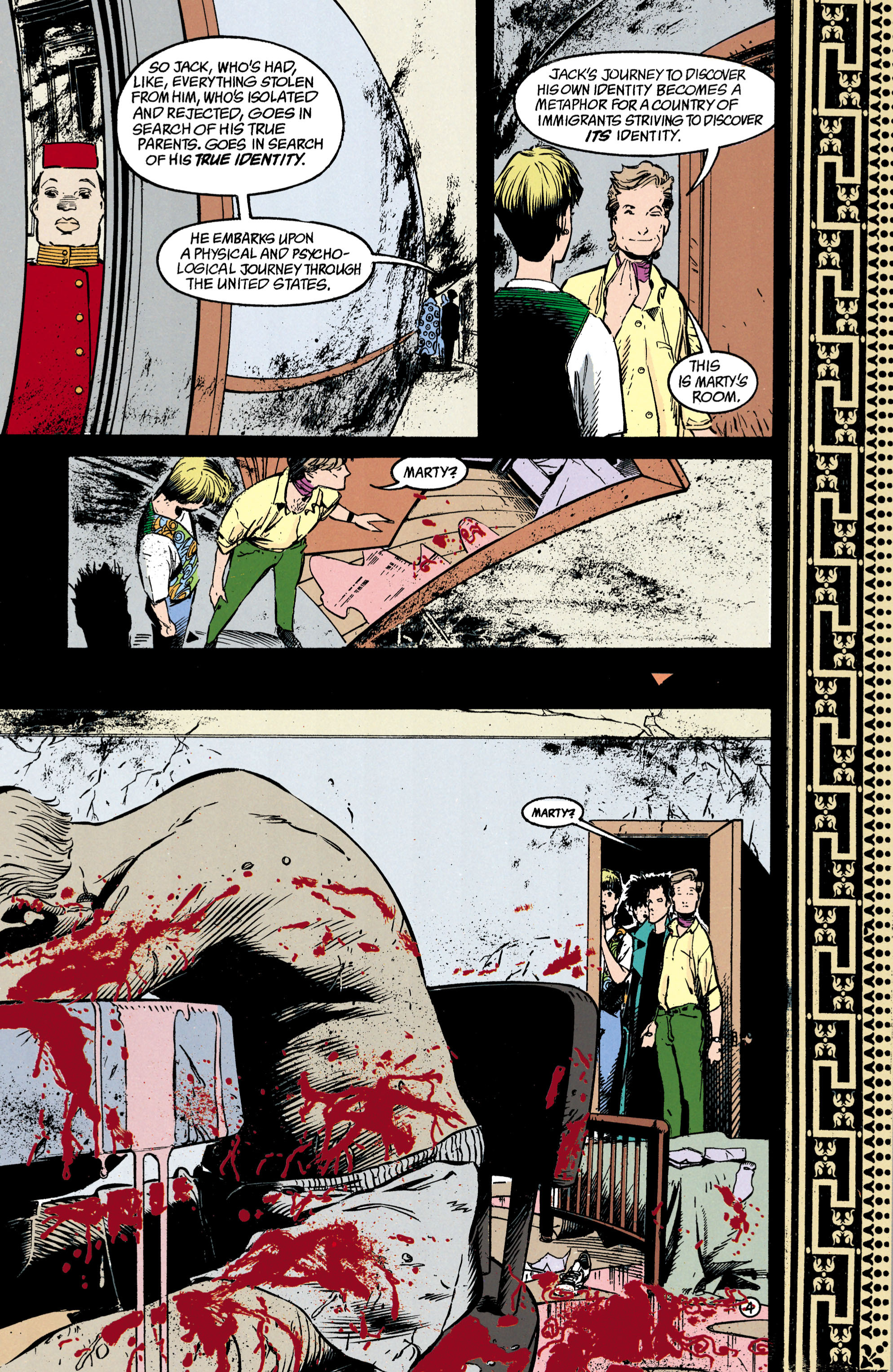 Read online Shade, the Changing Man comic -  Issue #38 - 5