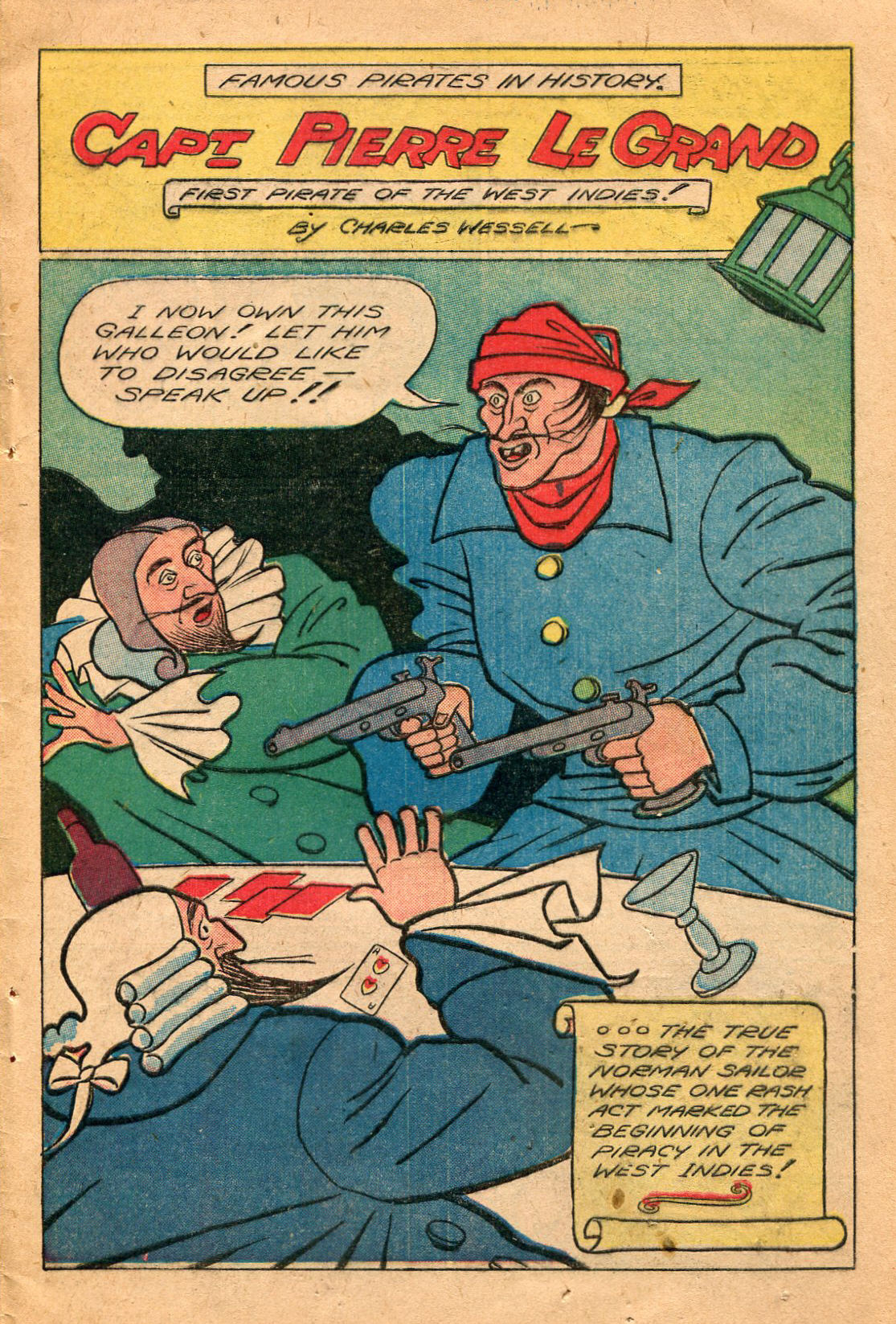 Read online Shadow Comics comic -  Issue #60 - 43