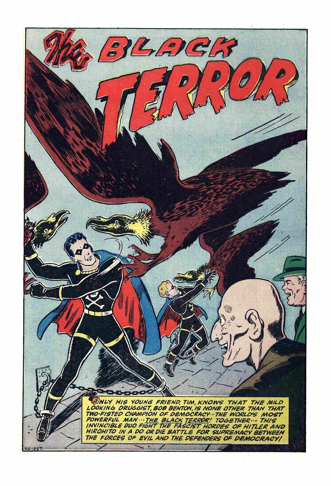 Read online America's Best Comics comic -  Issue #13 - 3