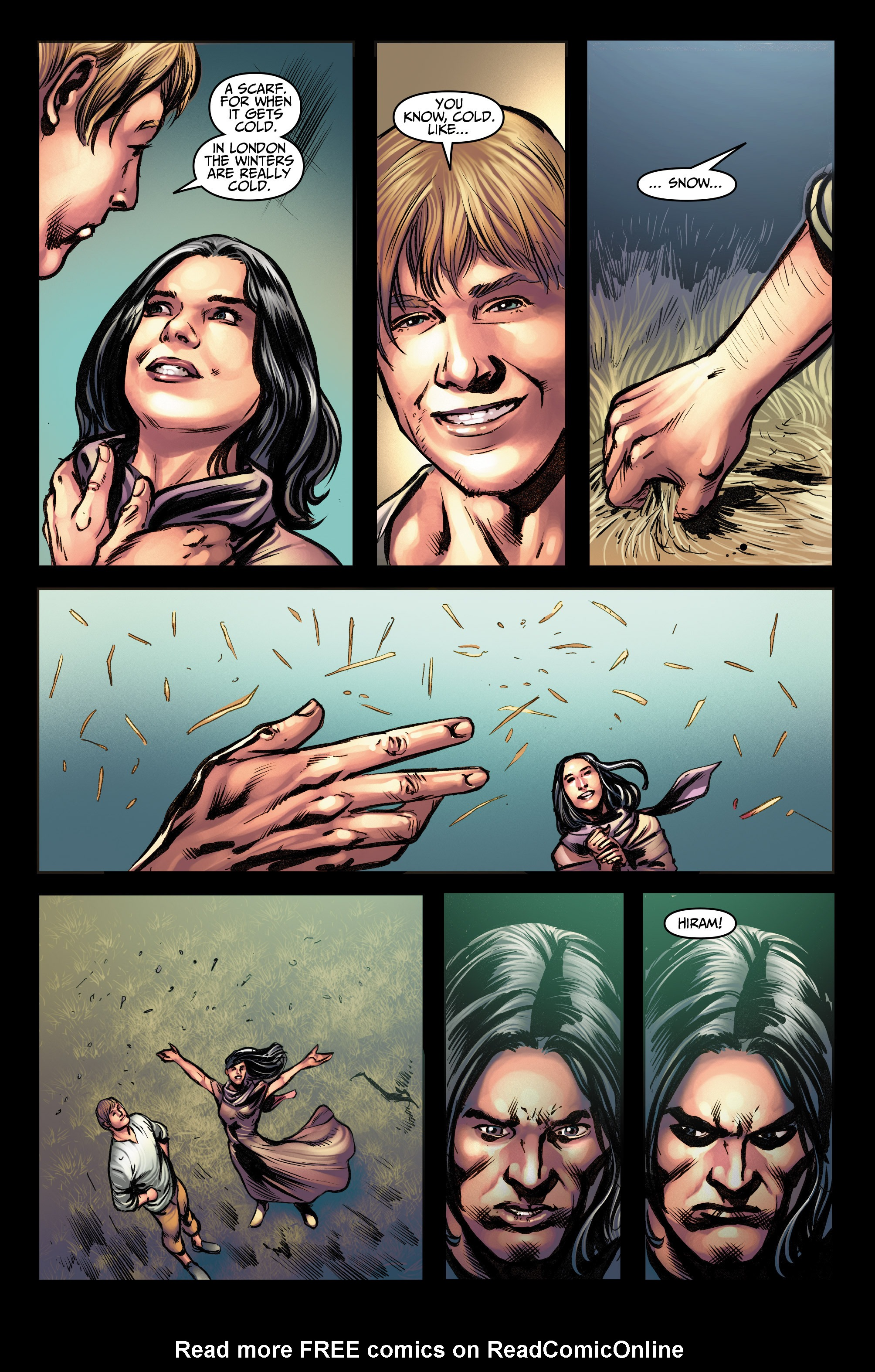 Read online Assassin's Creed (2015) comic -  Issue #12 - 21