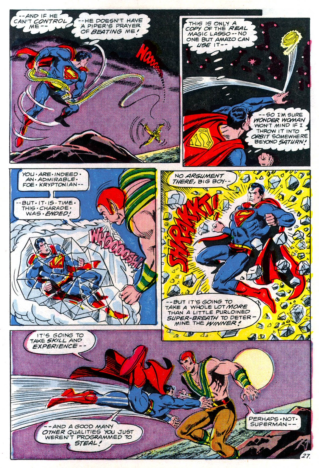 Read online Superman Special (1983) comic -  Issue #3 - 28