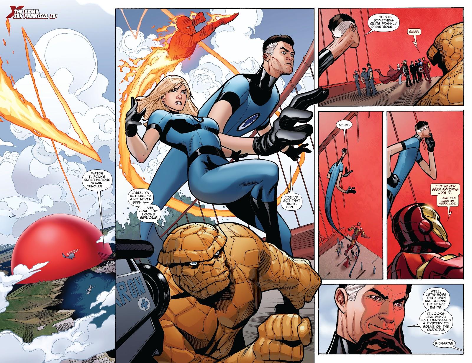 Uncanny X-Men (1963) issue 525 - Page 6