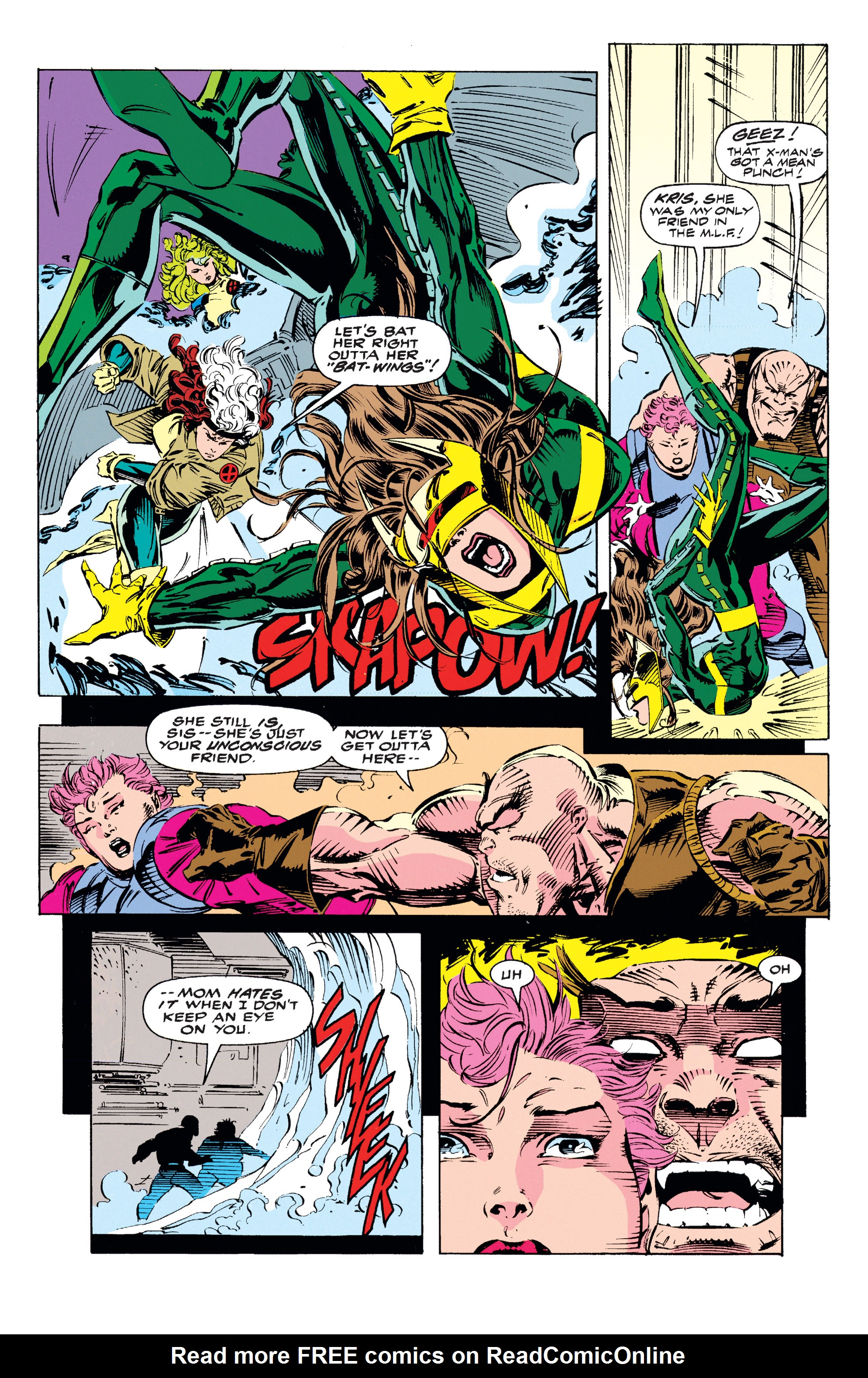 X-Men (1991) 15 Page 6