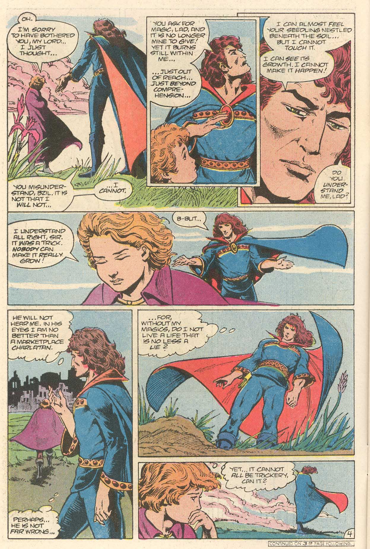 Read online Arion, Lord of Atlantis comic -  Issue #28 - 5
