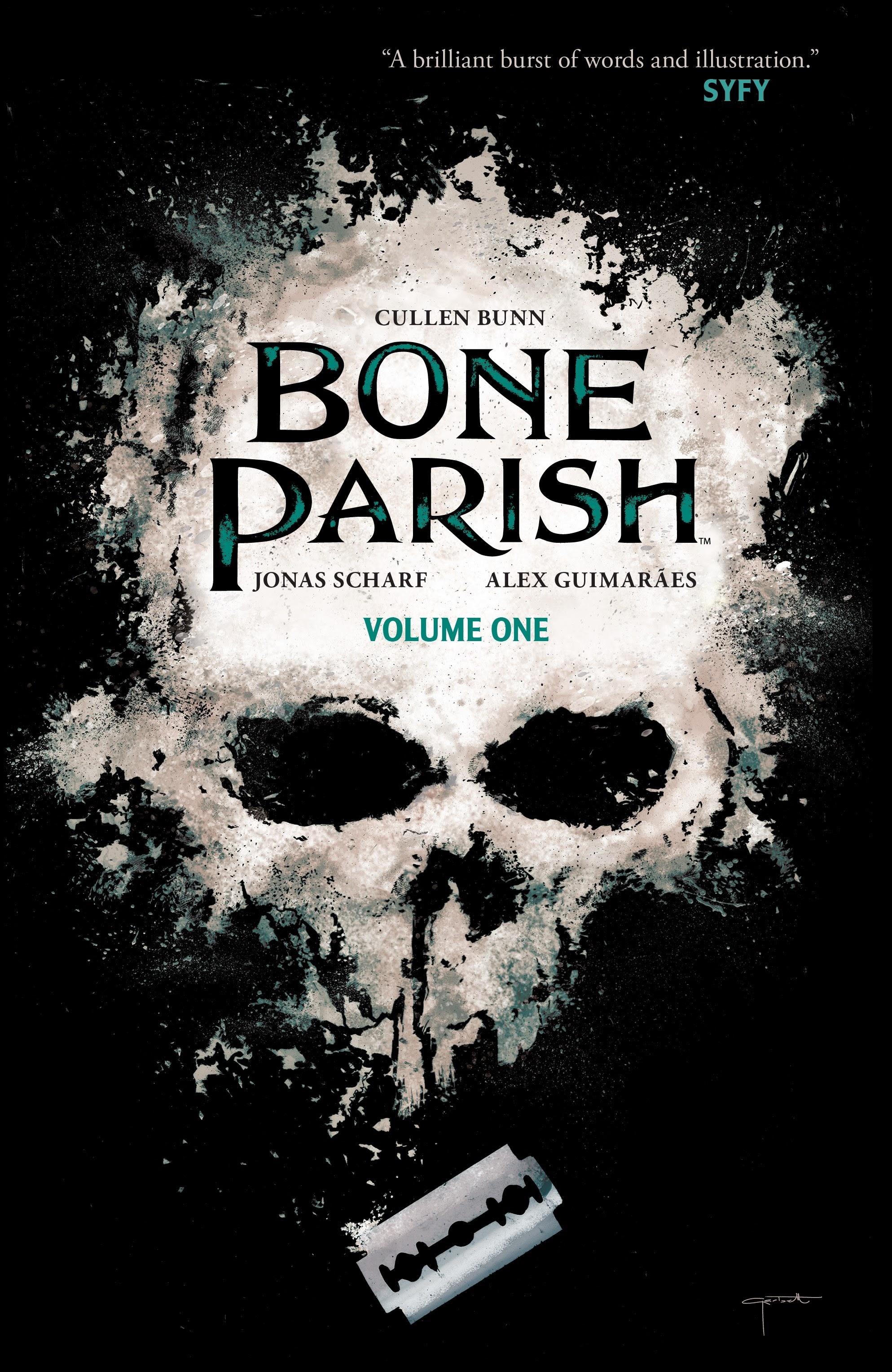Bone Parish issue _TPB_1 - Page 1