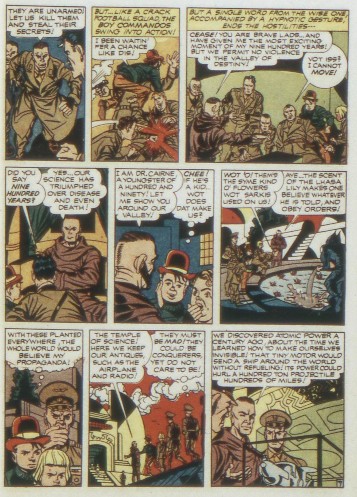 Read online Detective Comics (1937) comic -  Issue #77 - 53