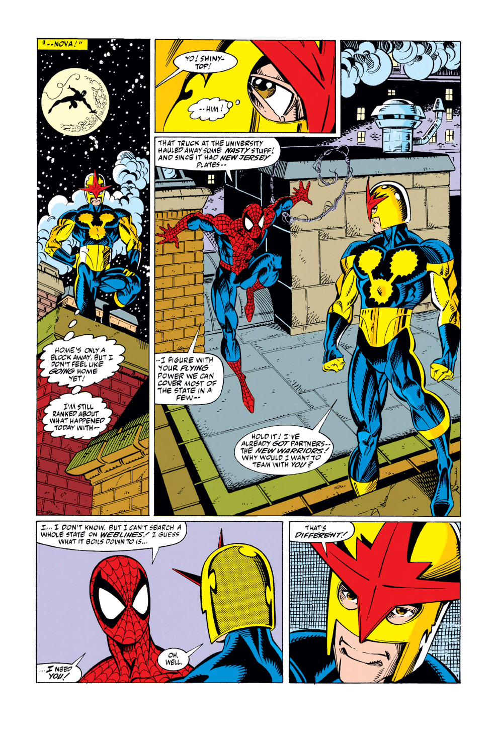 The Amazing Spider-Man (1963) 351 Page 9