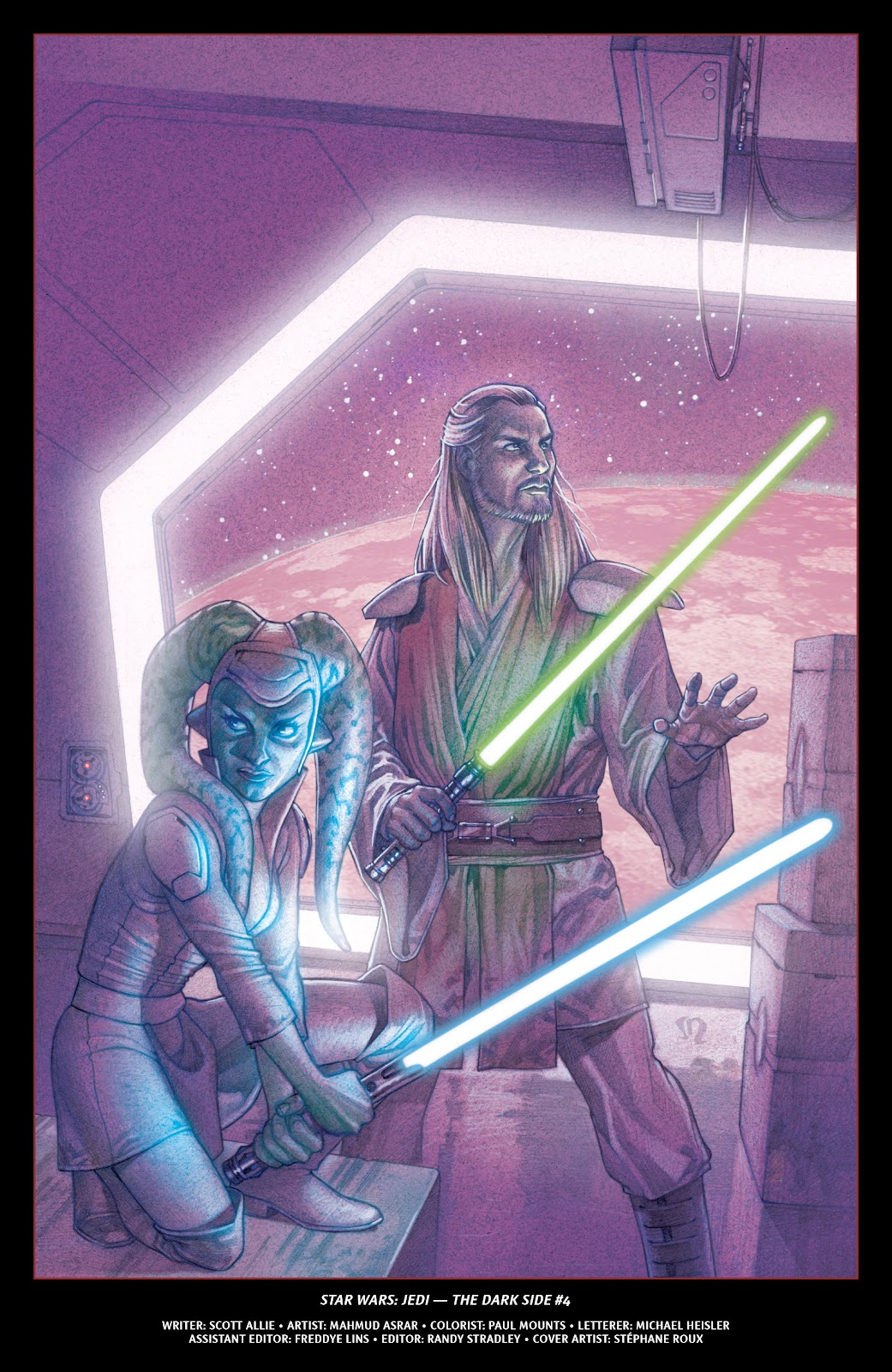 Read online Star Wars Legends: Rise of the Sith - Epic Collection comic -  Issue # TPB 1 (Part 2) - 53