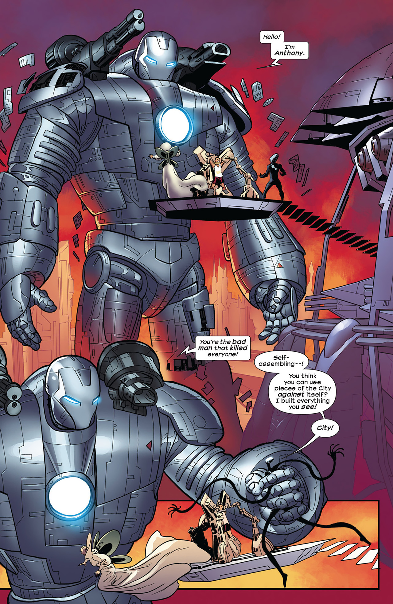 Read online Ultimate Comics Ultimates comic -  Issue #12 - 8