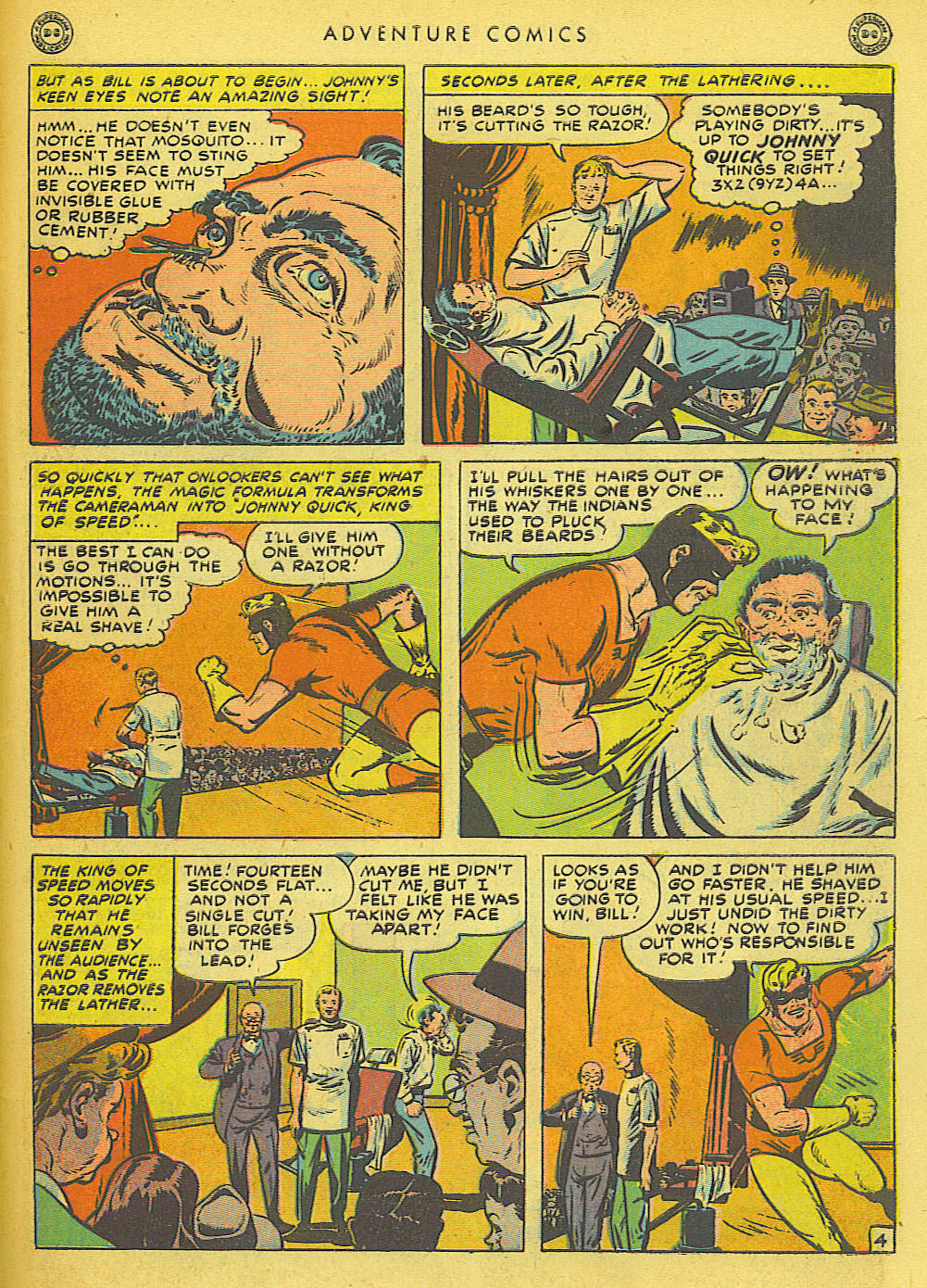 Read online Adventure Comics (1938) comic -  Issue #138 - 45