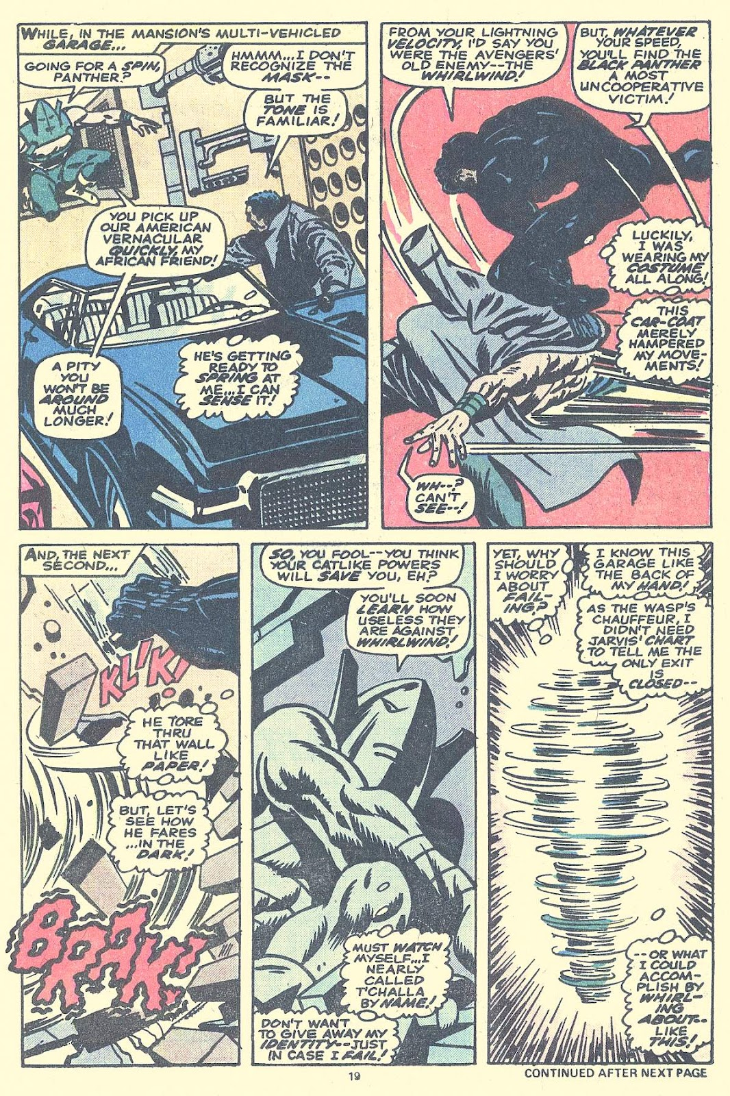 Marvel Triple Action (1972) issue 47 - Page 21