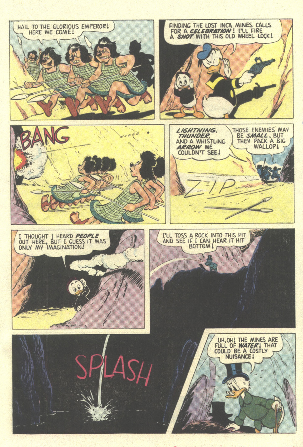Read online Uncle Scrooge (1953) comic -  Issue #211 - 17