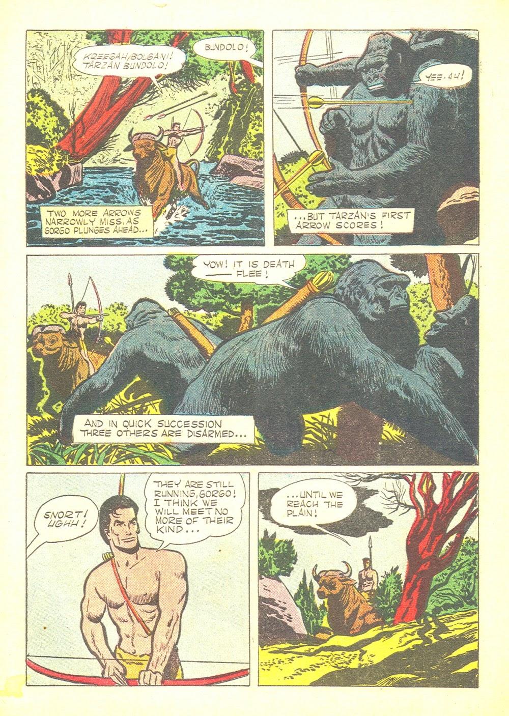 Tarzan (1948) issue 60 - Page 7