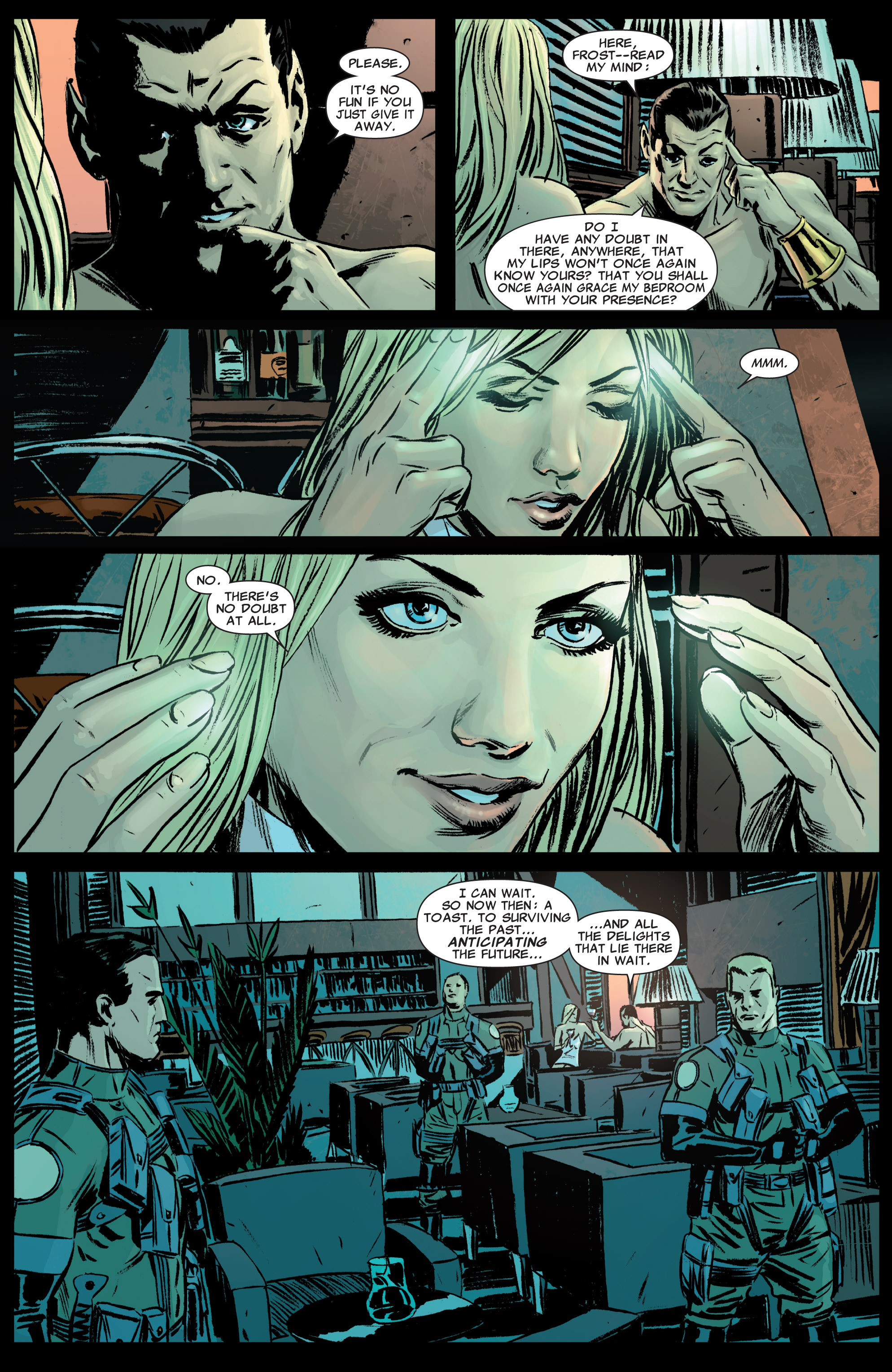 Read online Uncanny X-Men (1963) comic -  Issue # _Annual 2 (2009) - 28