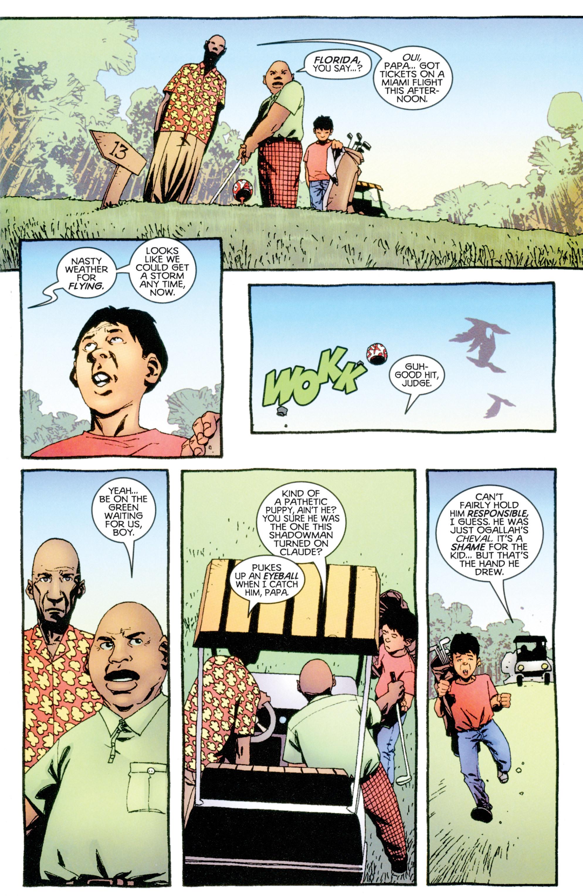 Read online Shadowman (1997) comic -  Issue #11 - 2