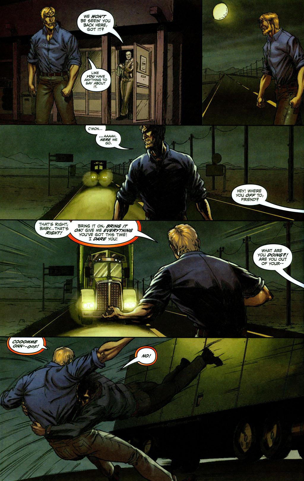 Read online Snake Eyes: Declassified comic -  Issue #2 - 7