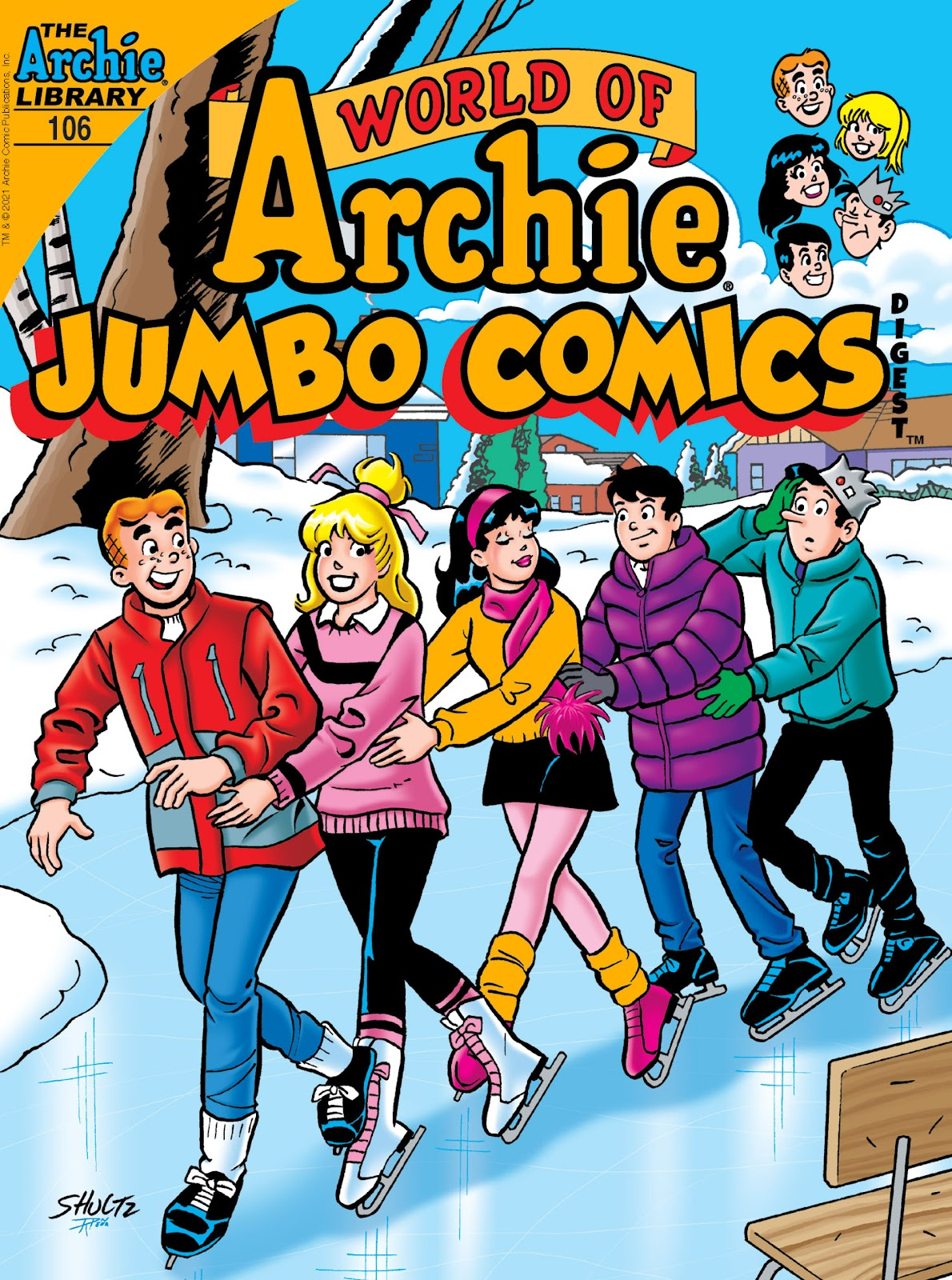 World of Archie Double Digest issue 106 - Page 1