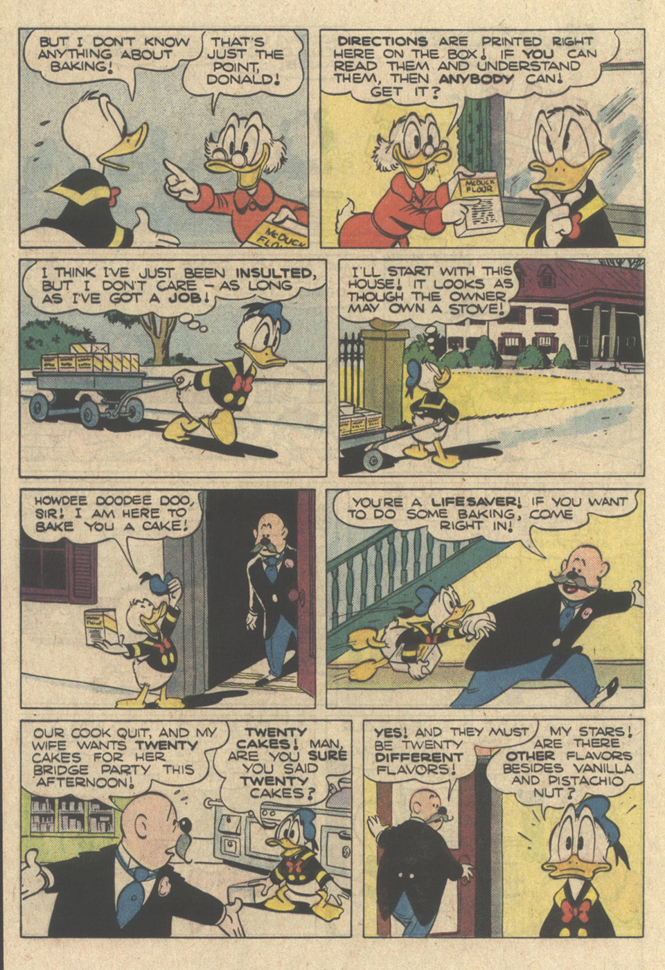 Read online Uncle Scrooge (1953) comic -  Issue #218 - 24
