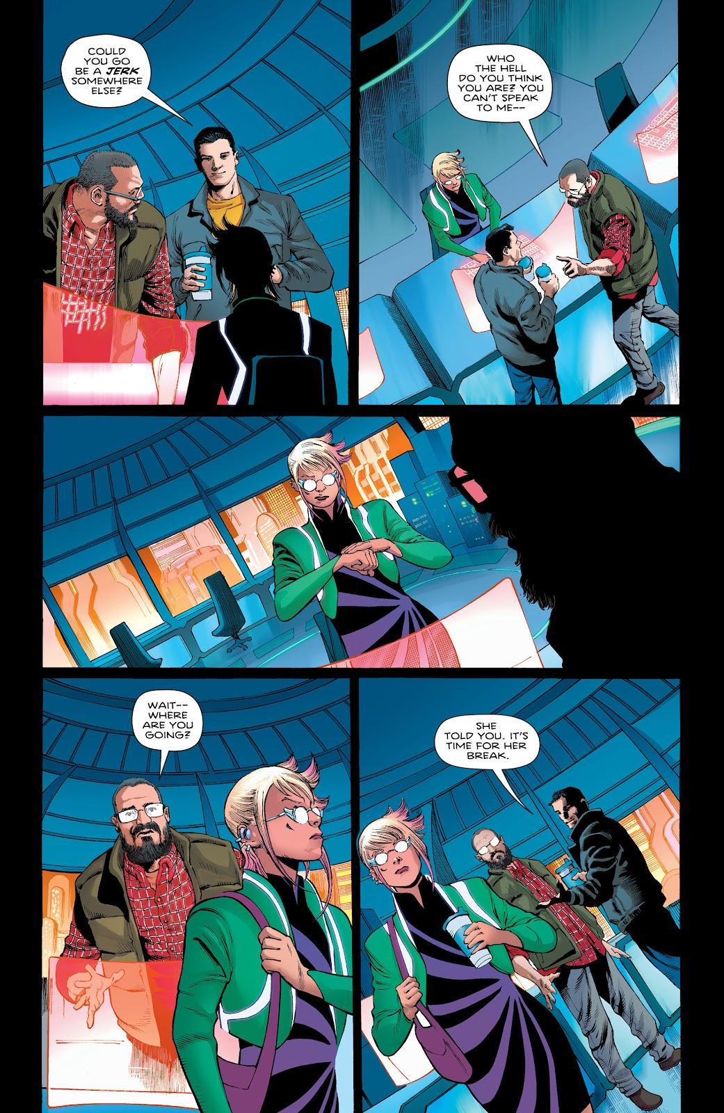 Future State: Robin Eternal issue 1 - Page 13