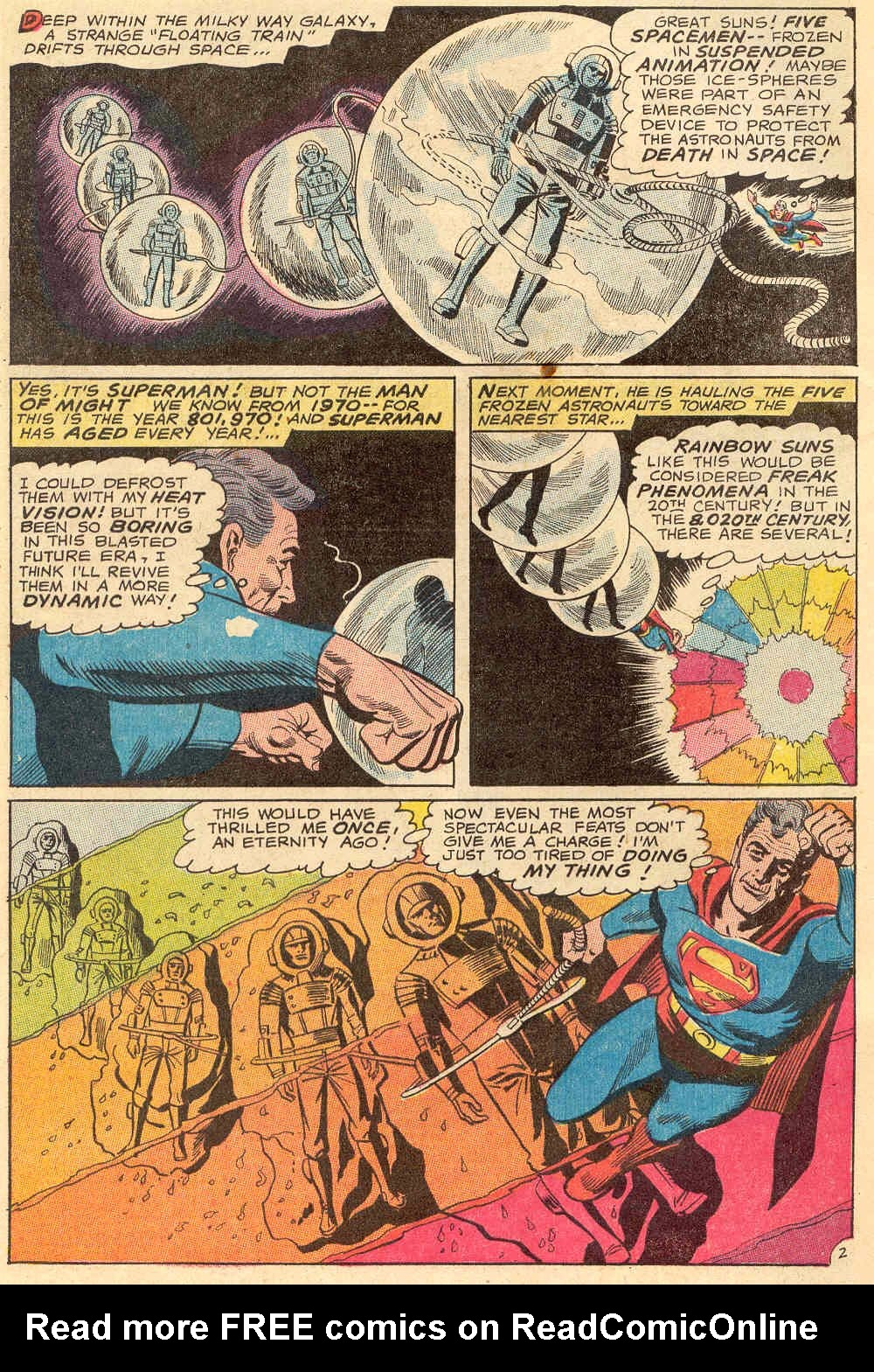 Read online Action Comics (1938) comic -  Issue #387 - 4