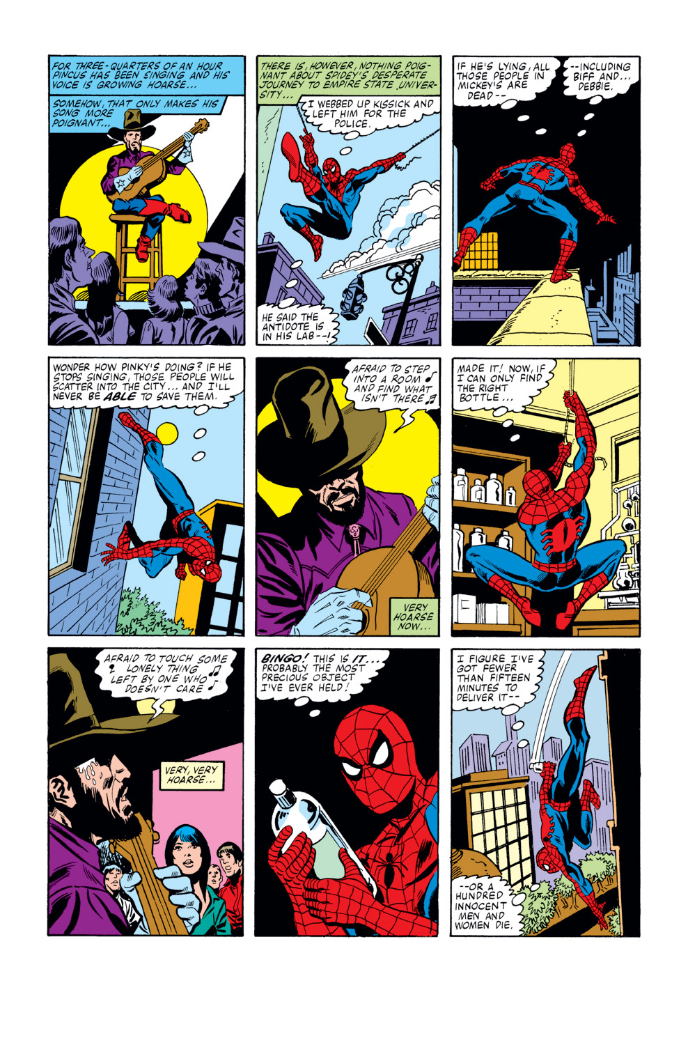 The Amazing Spider-Man (1963) 221 Page 14