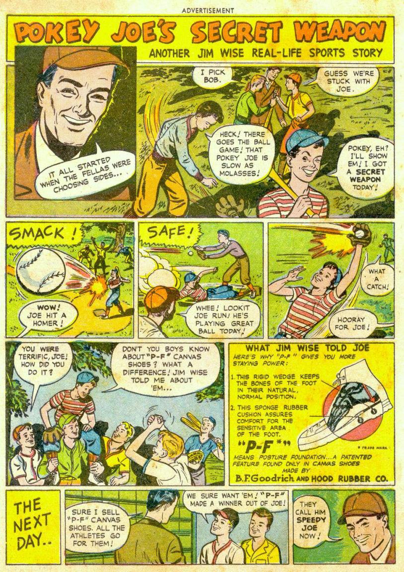 Read online Sensation (Mystery) Comics comic -  Issue #65 - 15