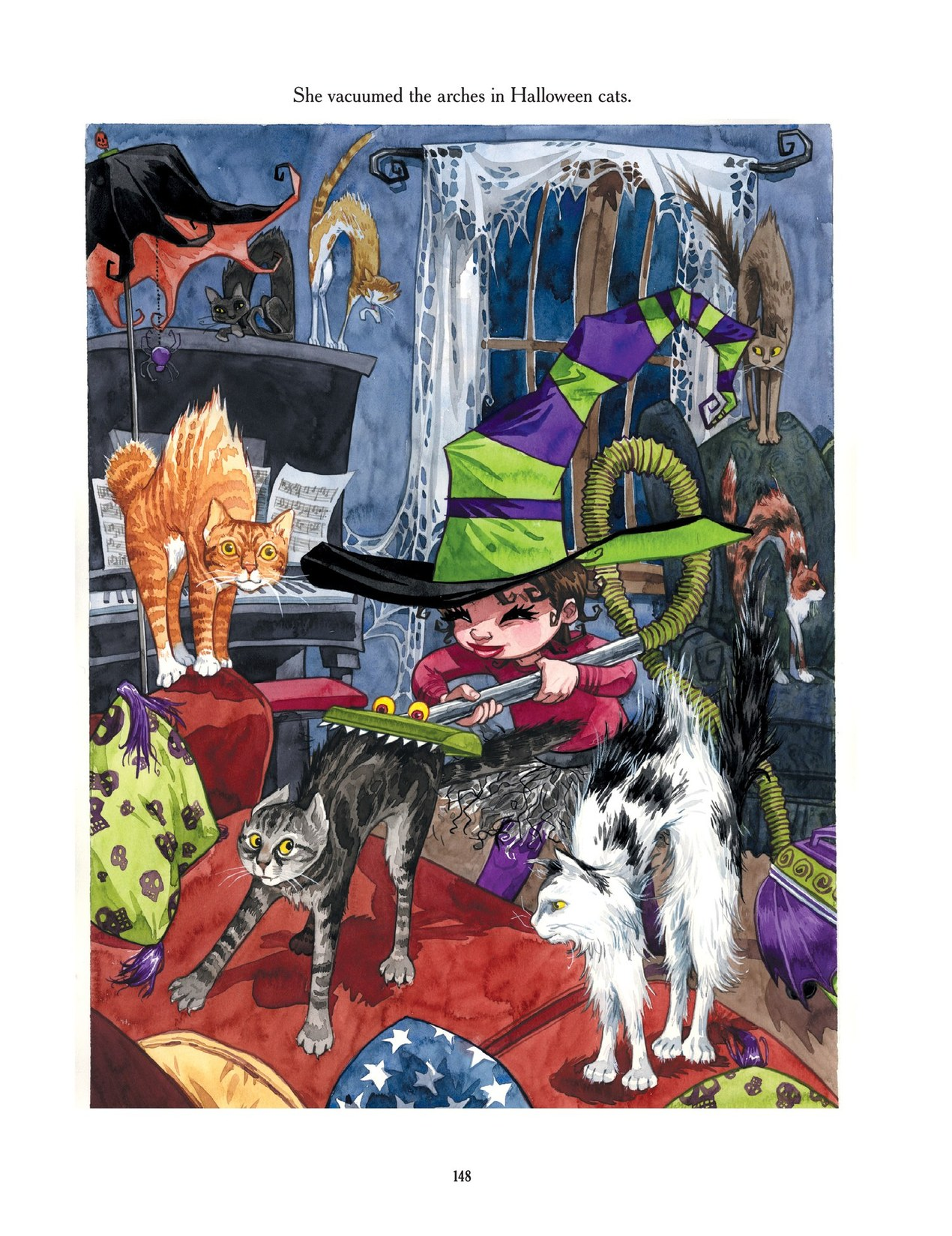 Read online Scary Godmother comic -  Issue # TPB - 148