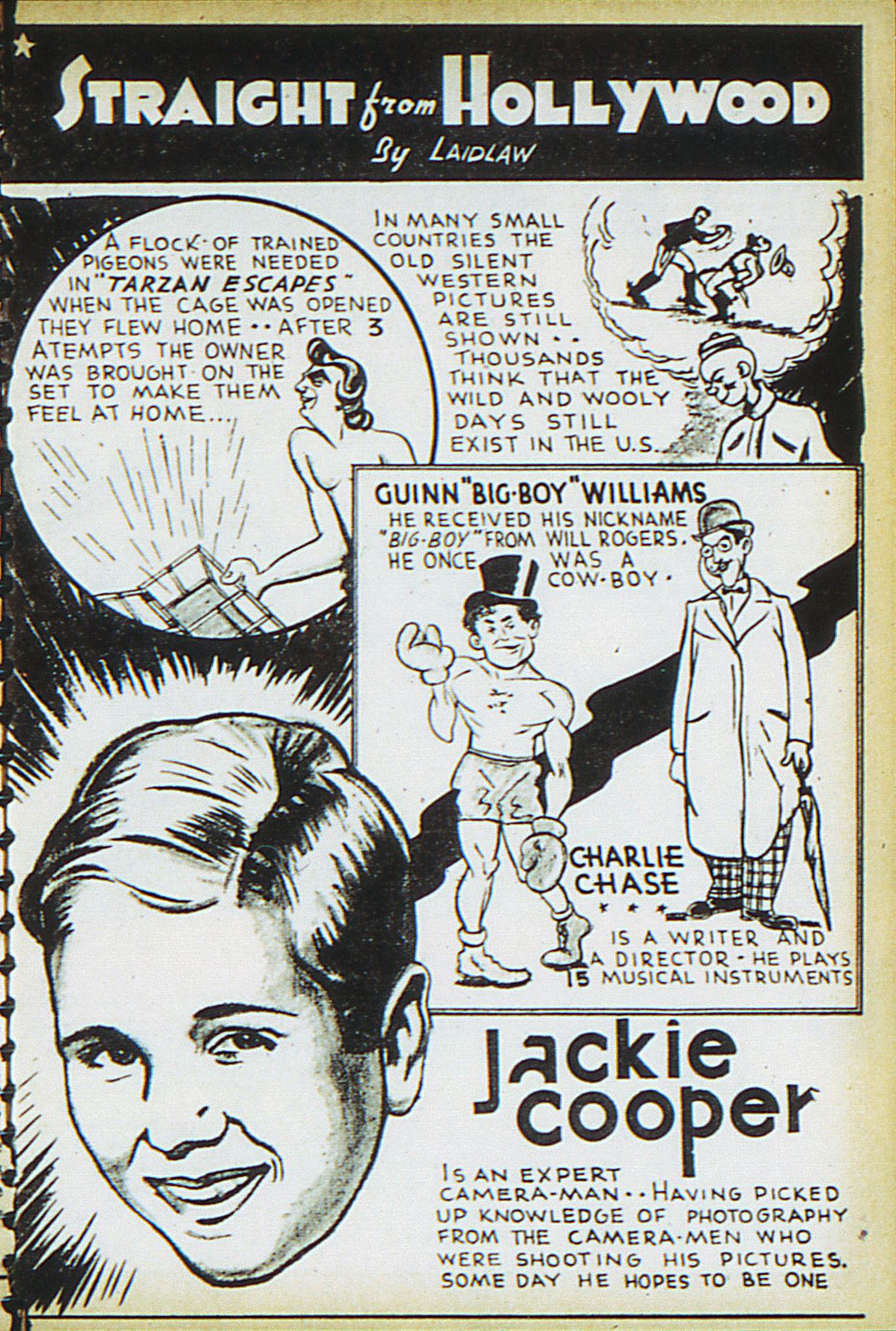 Read online Adventure Comics (1938) comic -  Issue #15 - 21