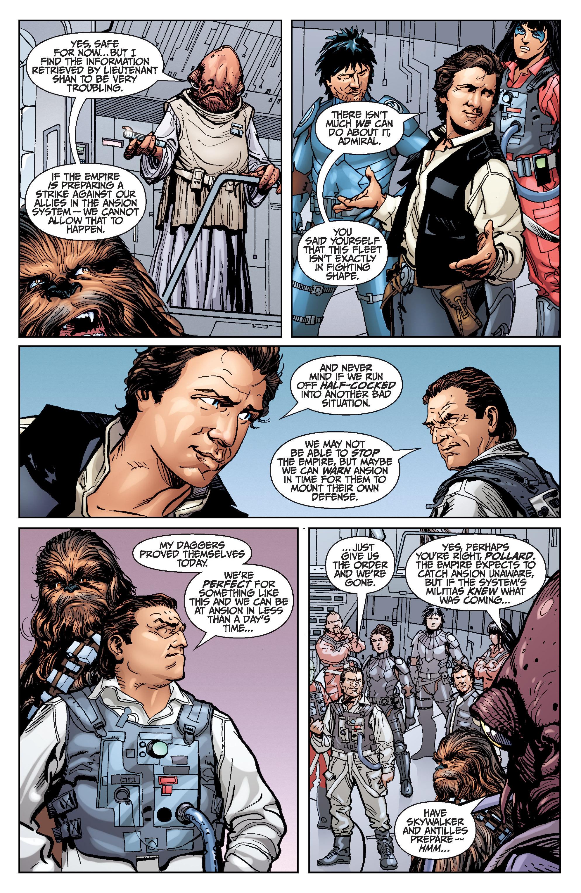 Read online Star Wars Omnibus comic -  Issue # Vol. 20 - 390